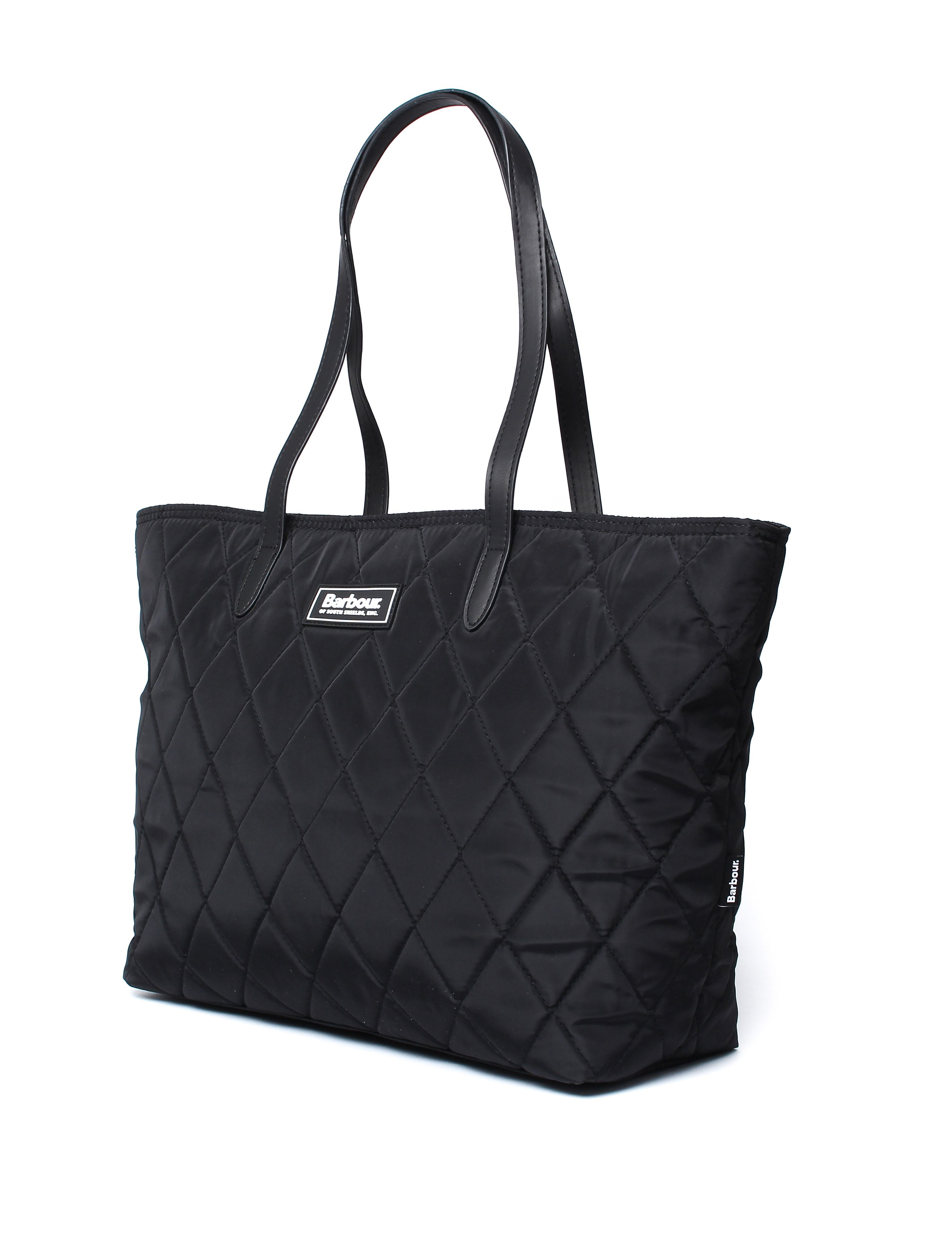Barbour Women's Witford Quilted Tote Bag - Black