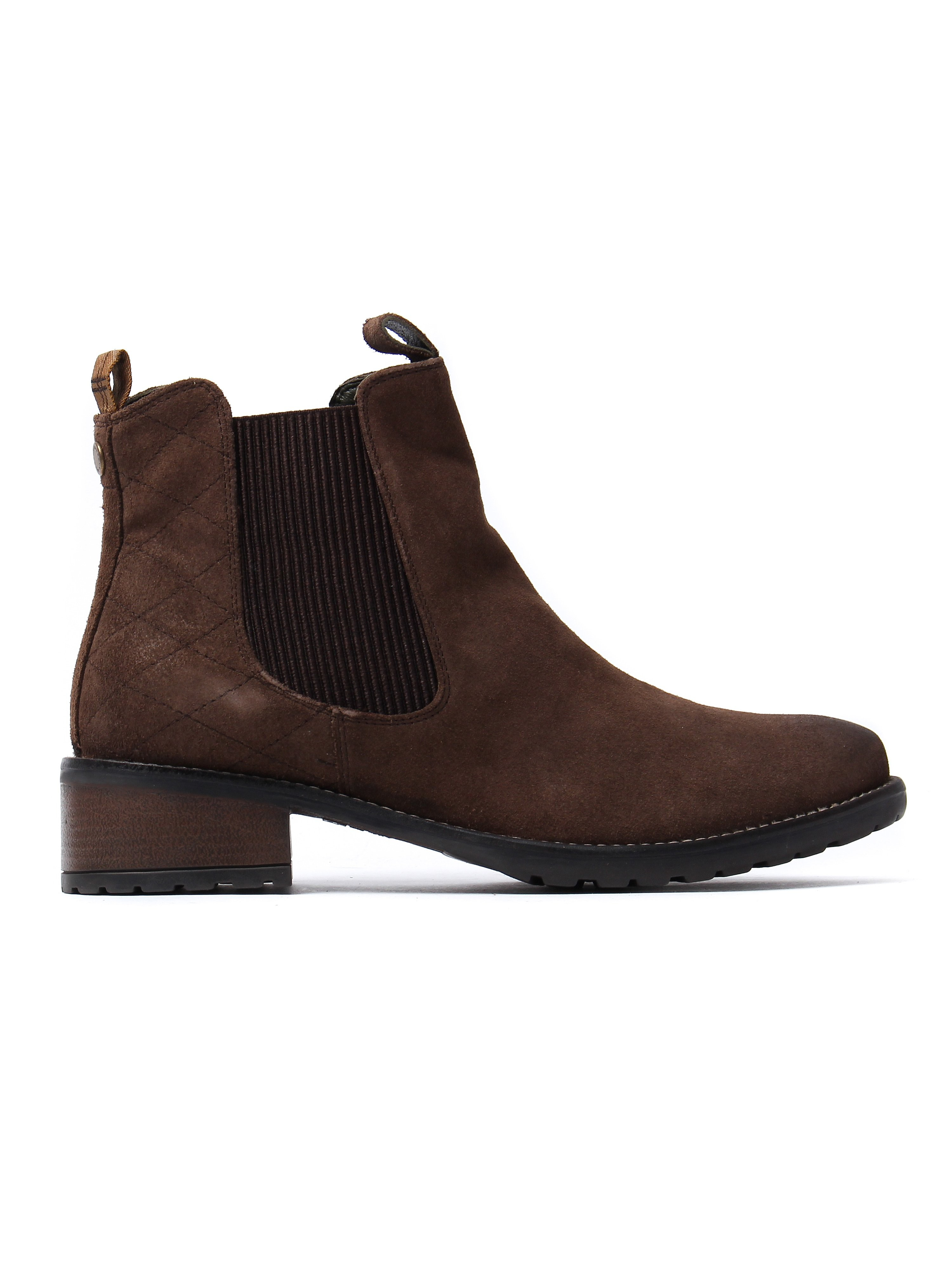 Barbour Women's Latimer Chelsea Boots - Brown Waxy