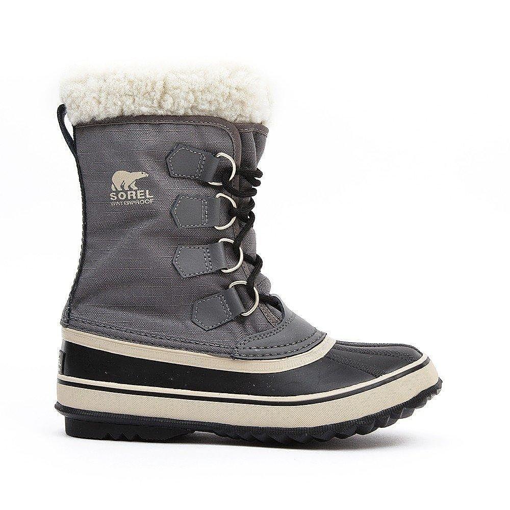 Sorel Women's Winter Carnival Boots - Pewter / Black
