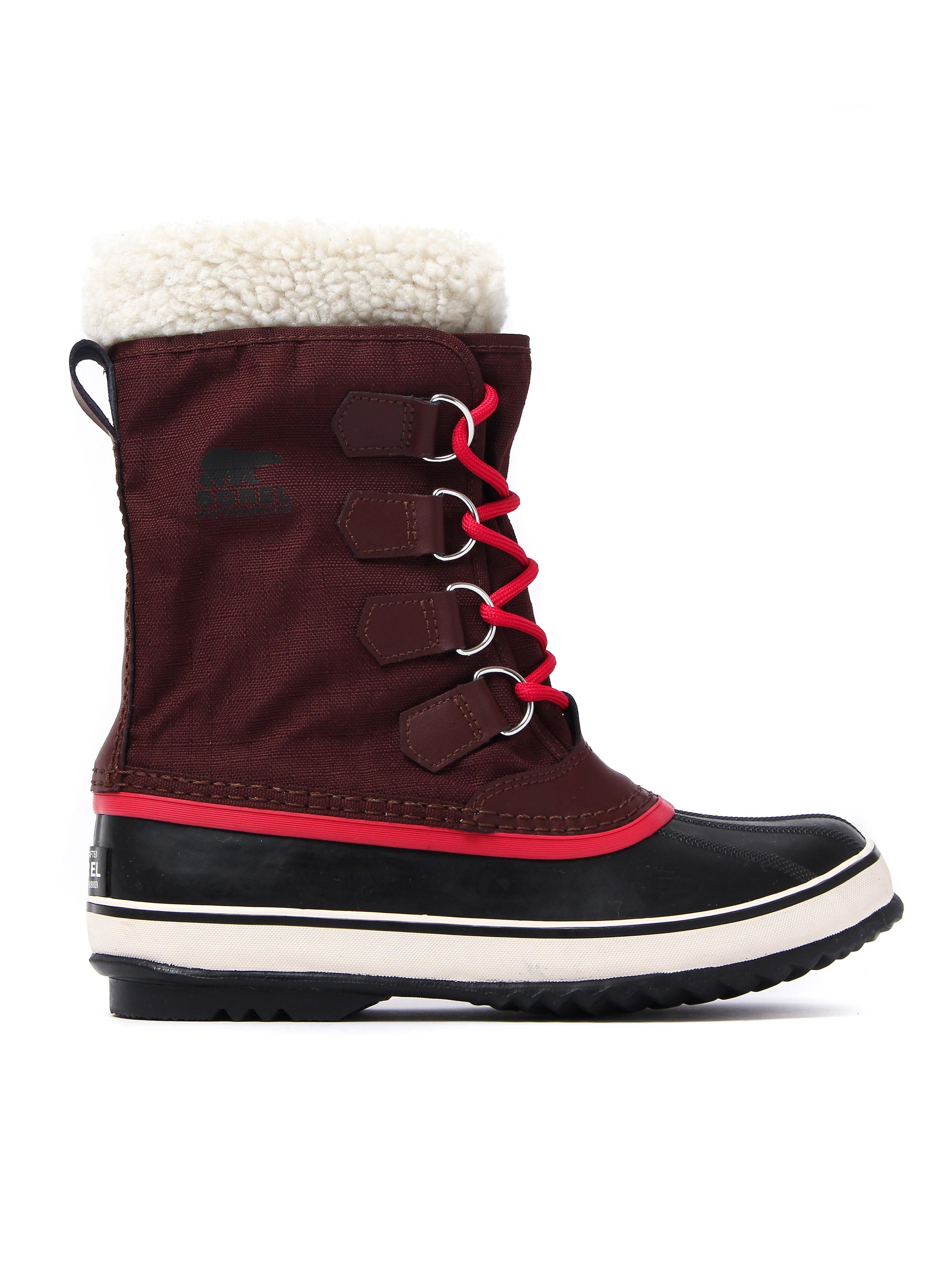 Sorel Women's Winter Carnival Boots - Redwood