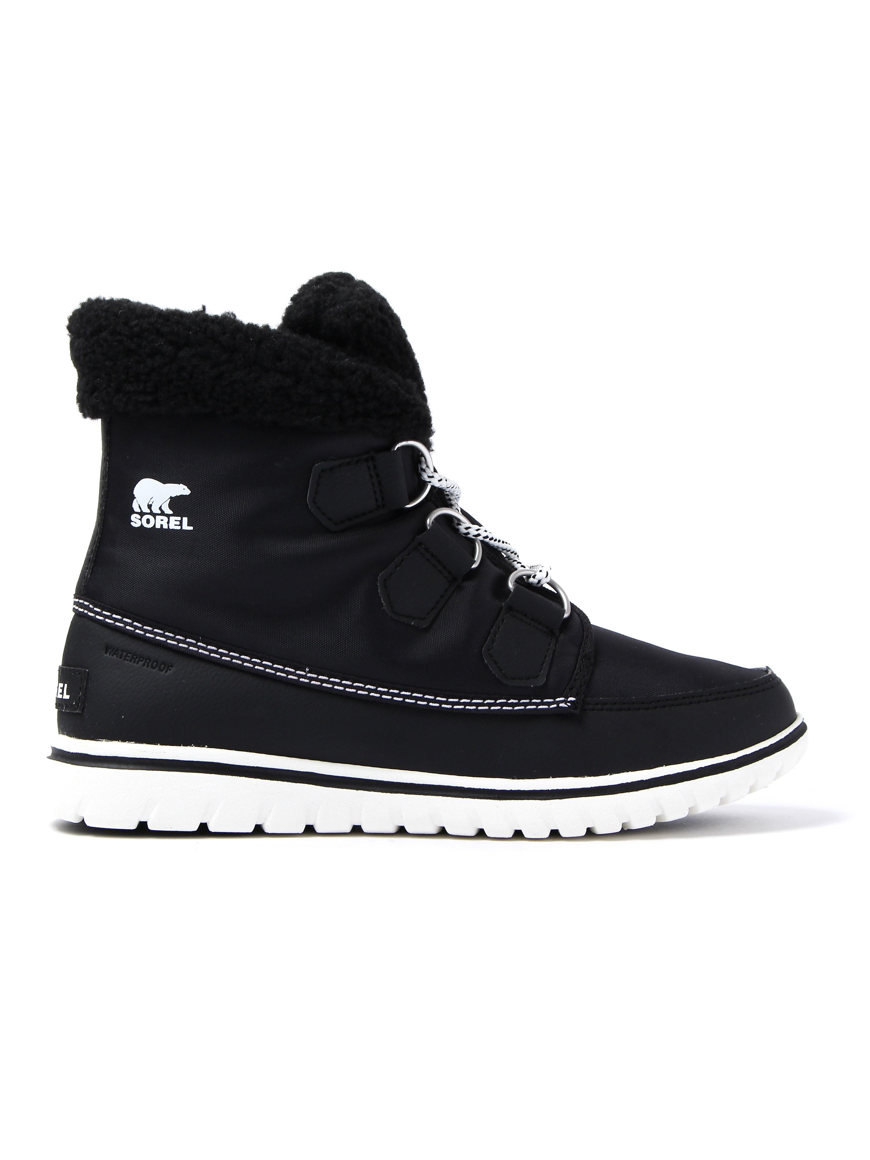 Sorel Women's Cozy Carnival Boots - Black