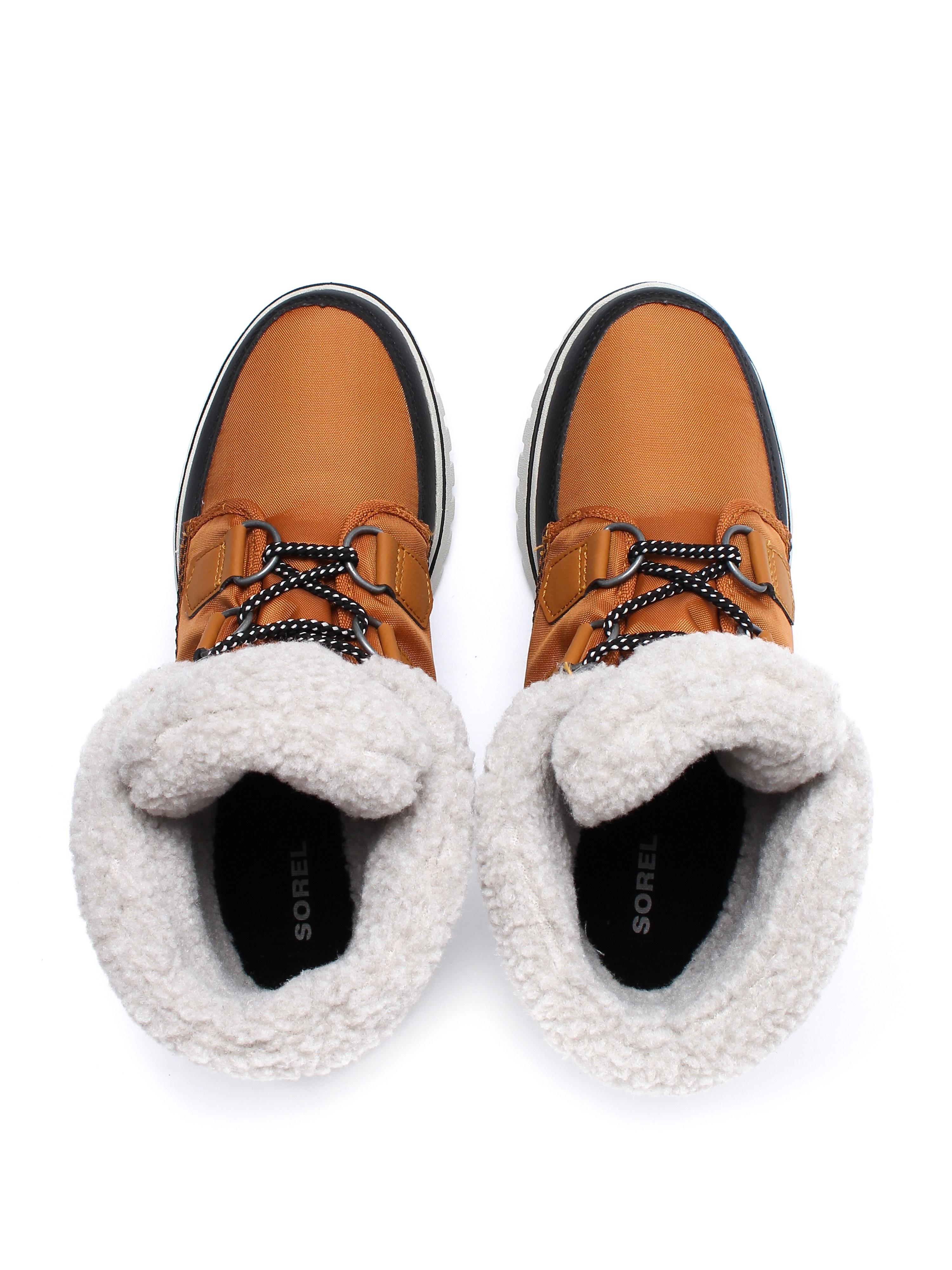 Sorel Women's Cozy Carnival Boots - Caramel