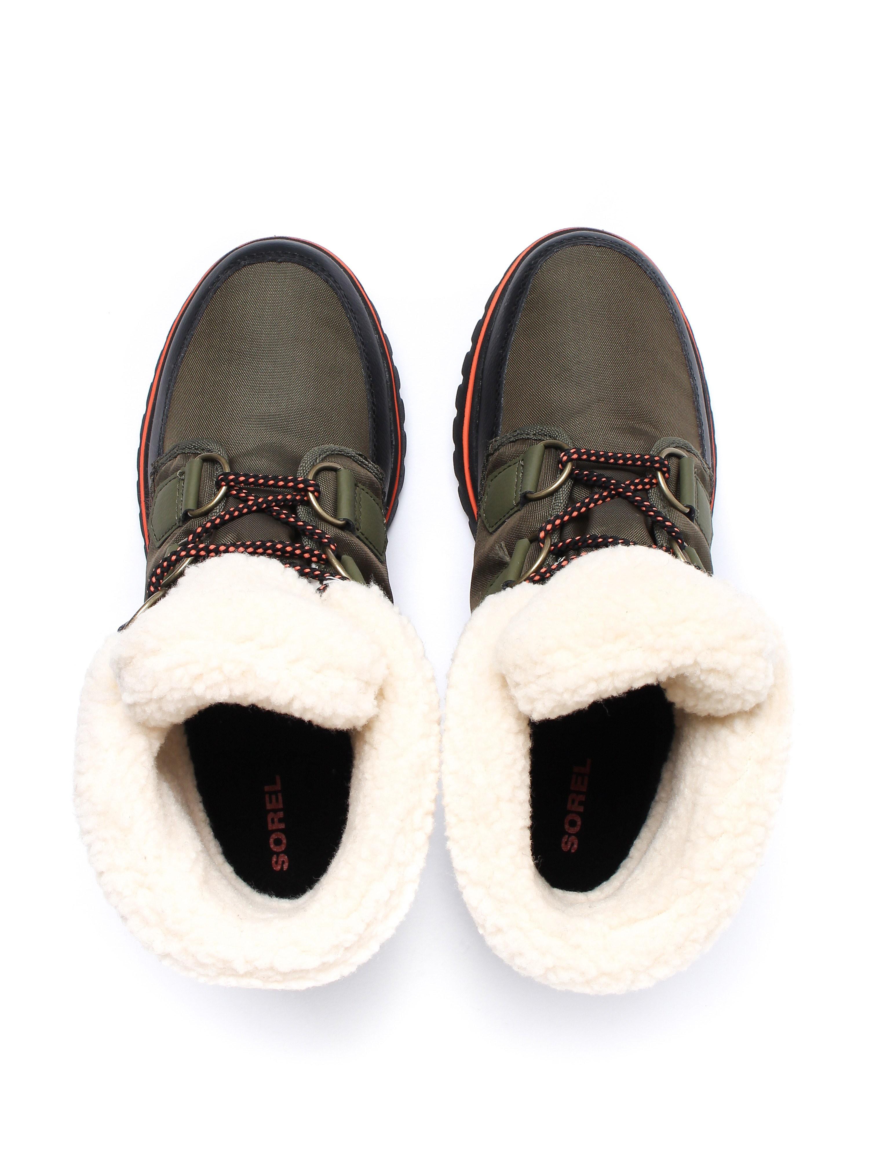 Sorel Women's Cozy Carnival Boots - Nori