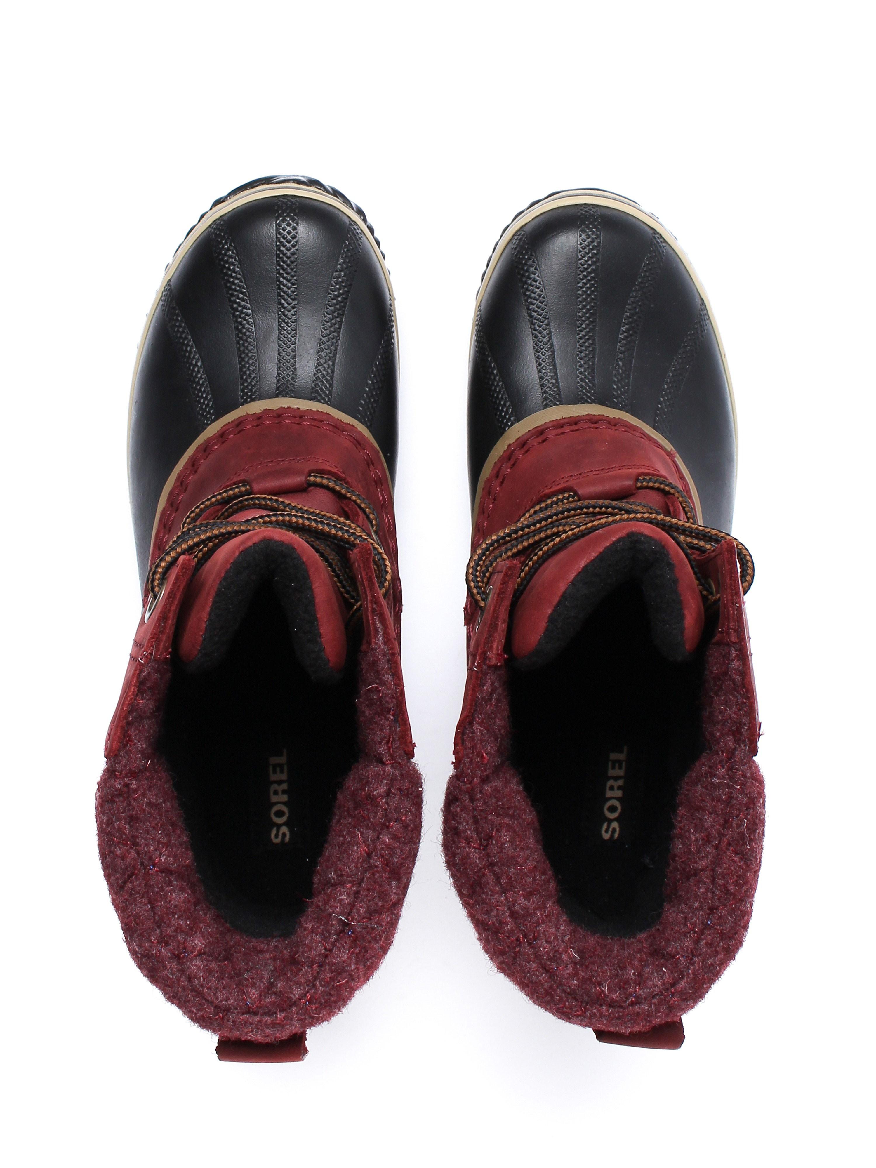 Sorel Women's Slimpack II Lace Boots - Redwood Tan