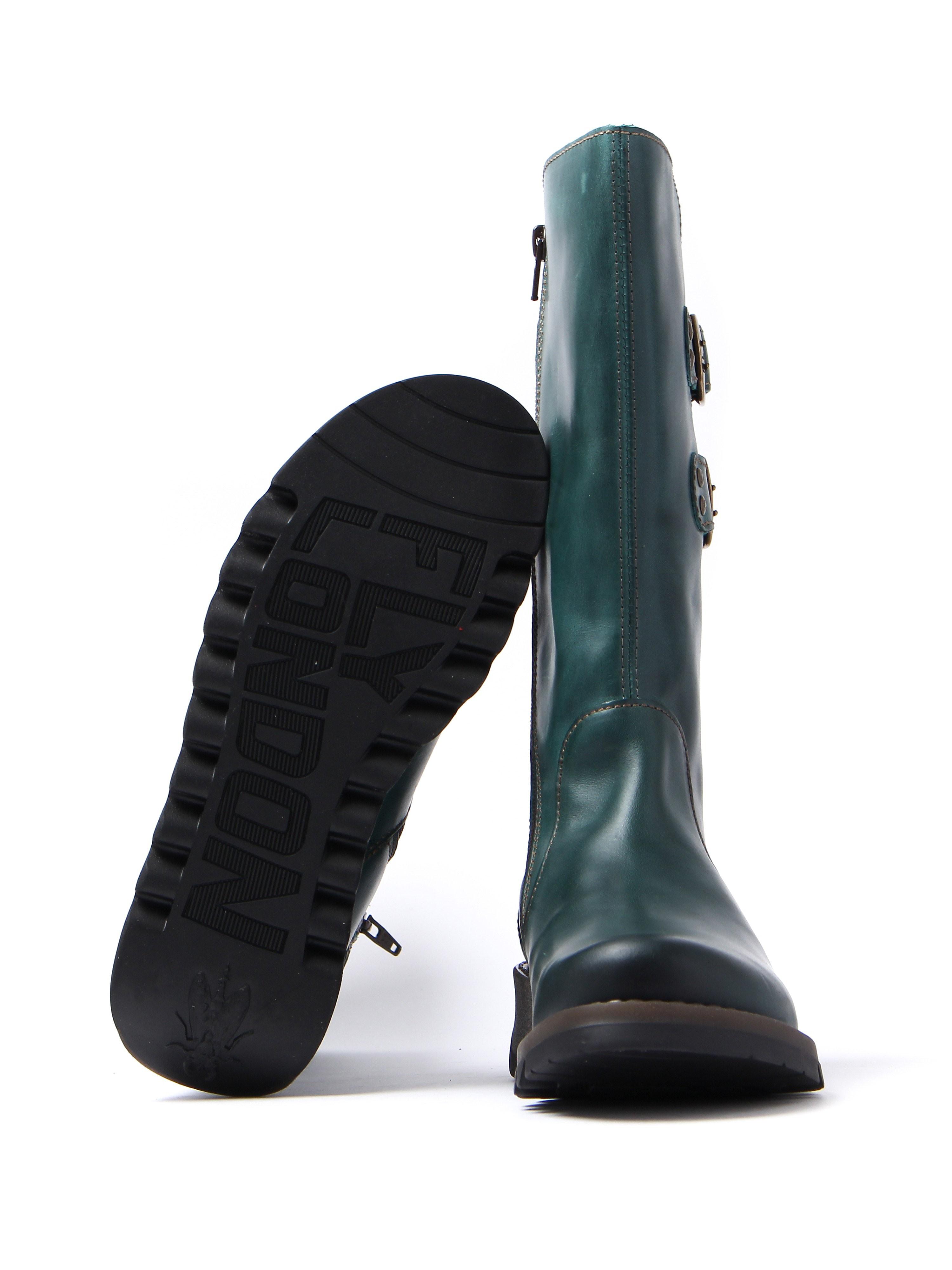 Fly London Women's Suli Boots - Petrol