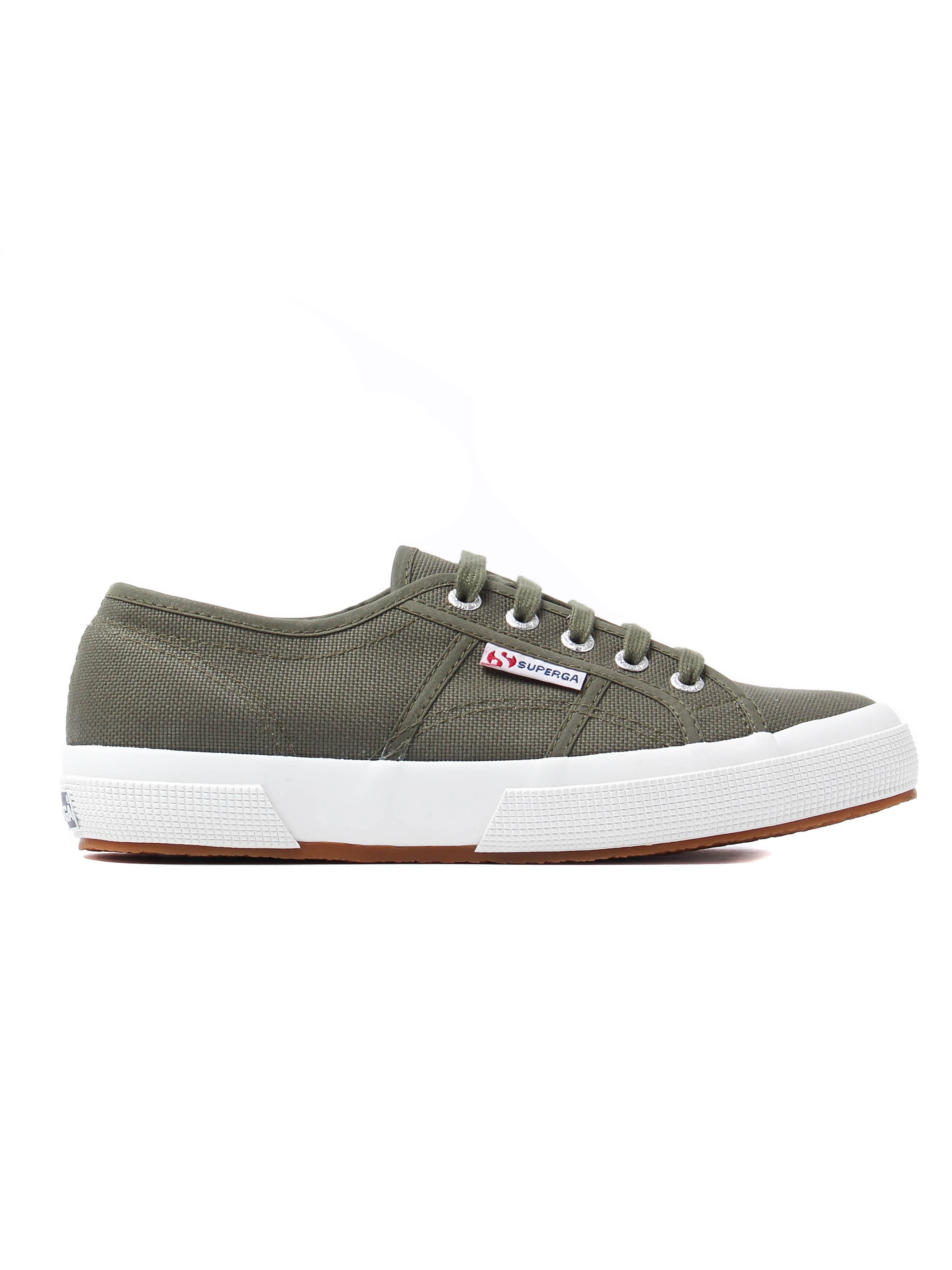 Superga Women's 2750 Cotu Classics Canvas Trainers - Sherwood