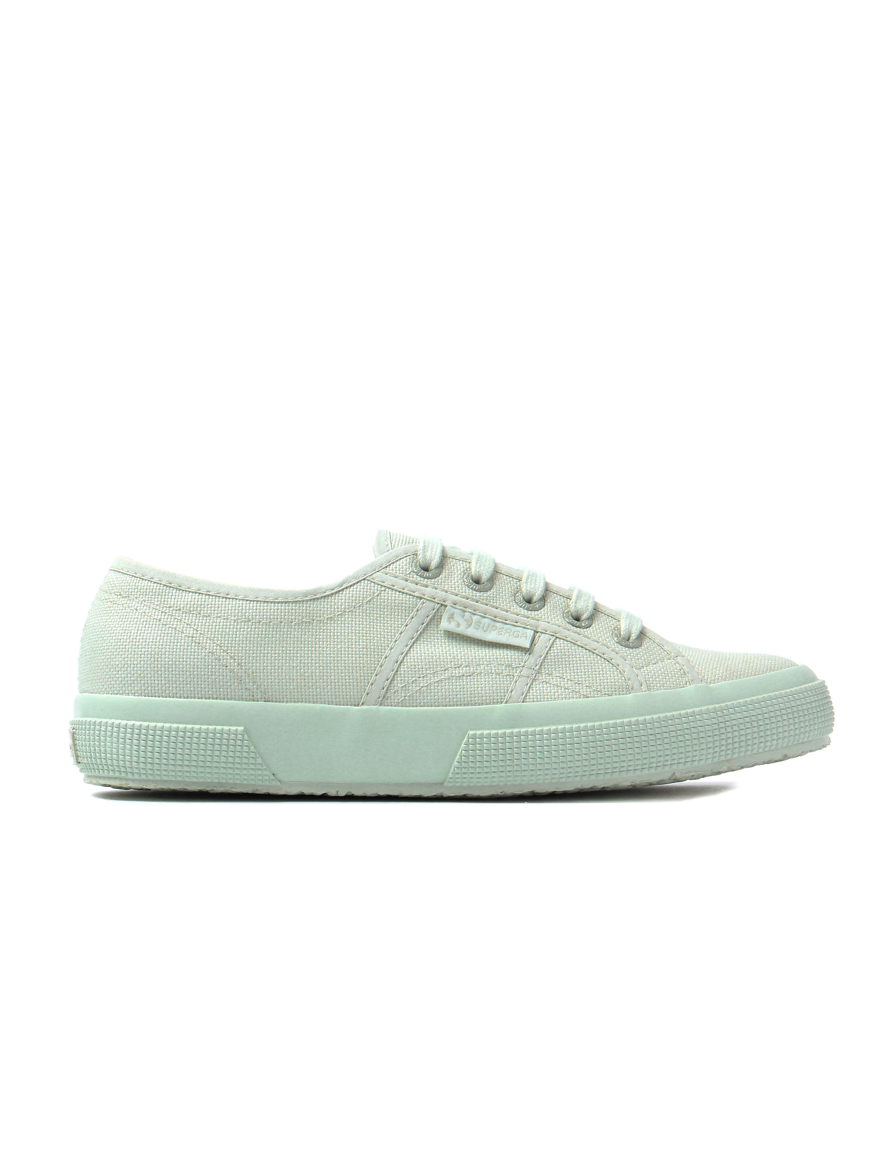 Superga Women's 2750 Cotu Classics Canvas Trainers - Total Mint