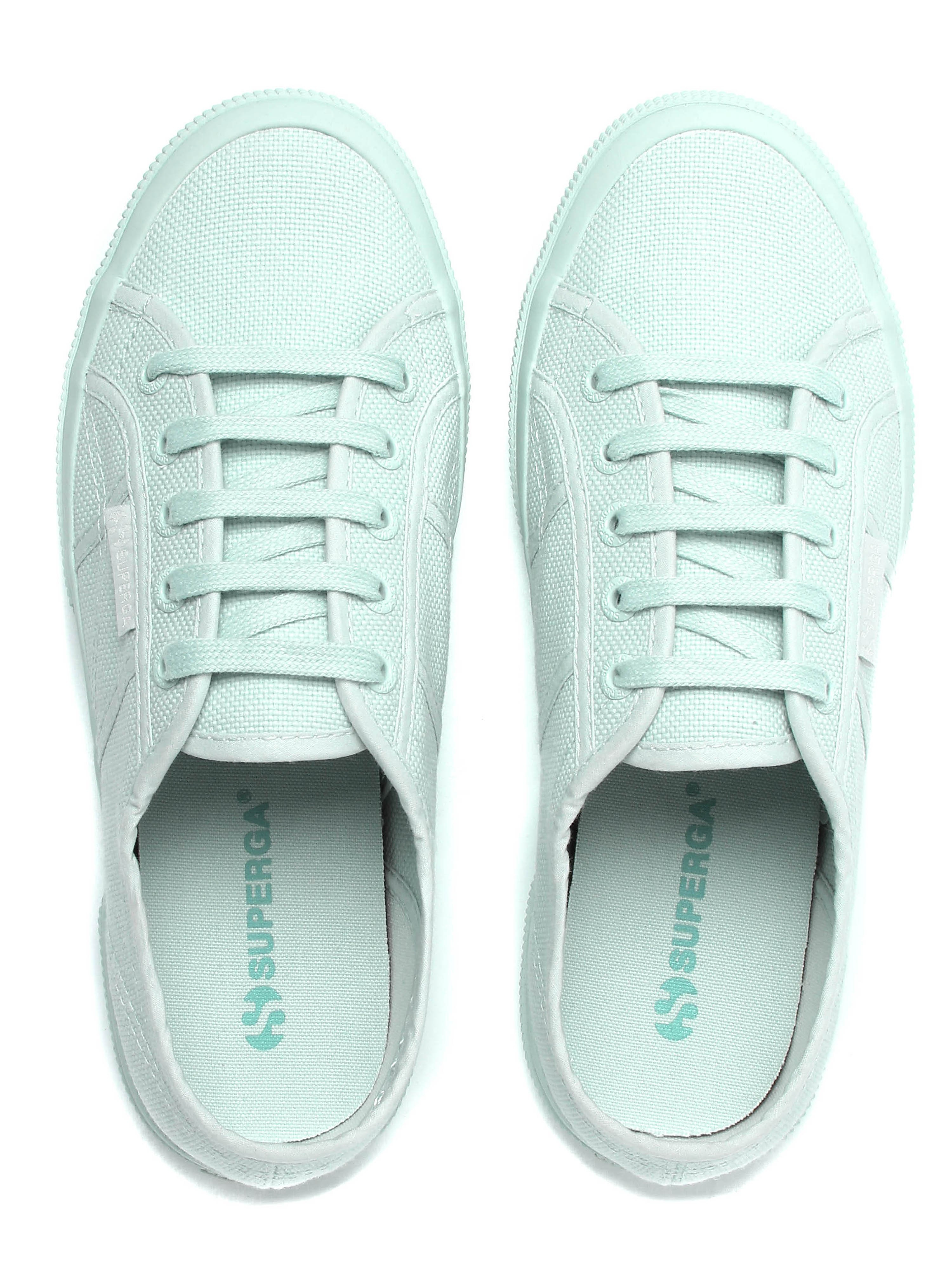 Superga Women's 2750 Cotu Classics Canvas Trainers - Total Azzurro