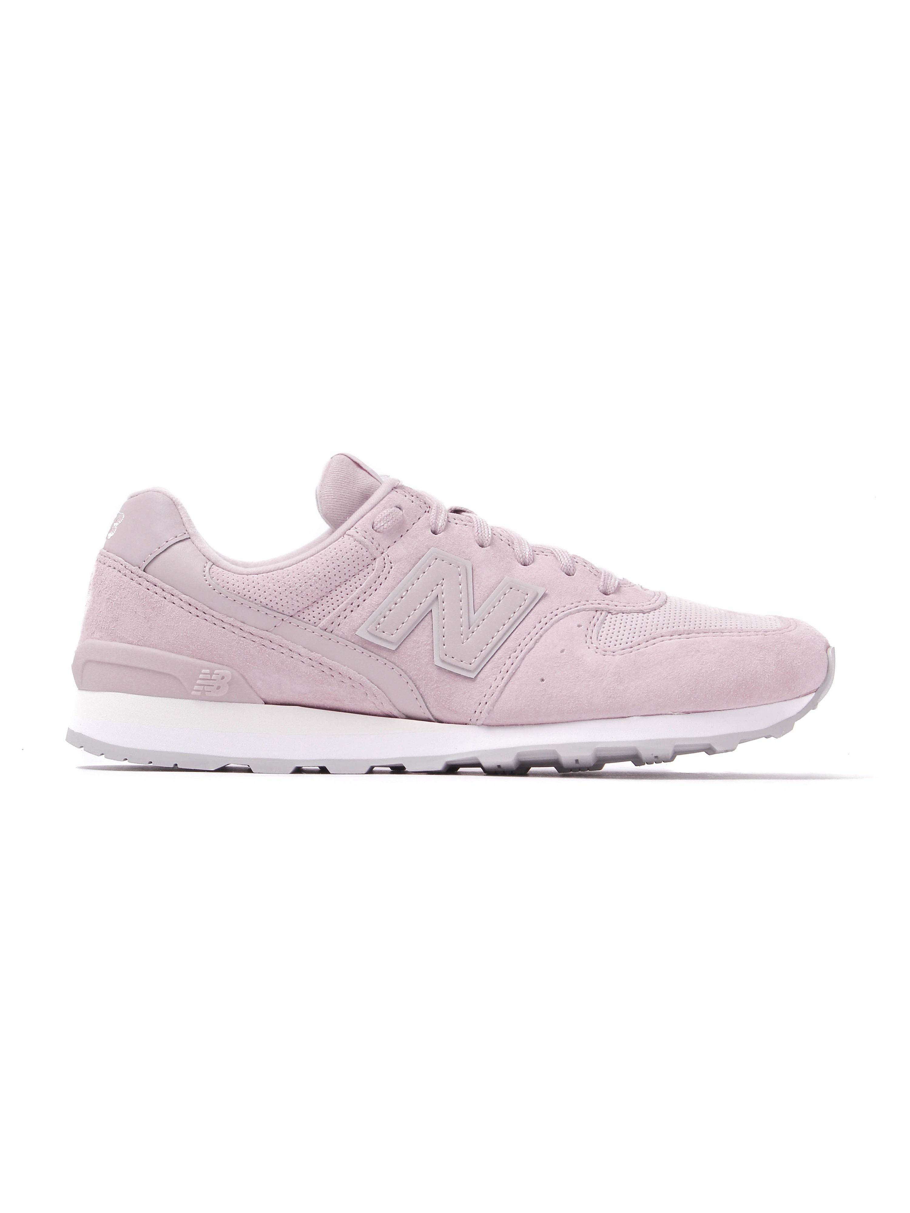 New Balance Women's 996 Trainer's - Pink Suede