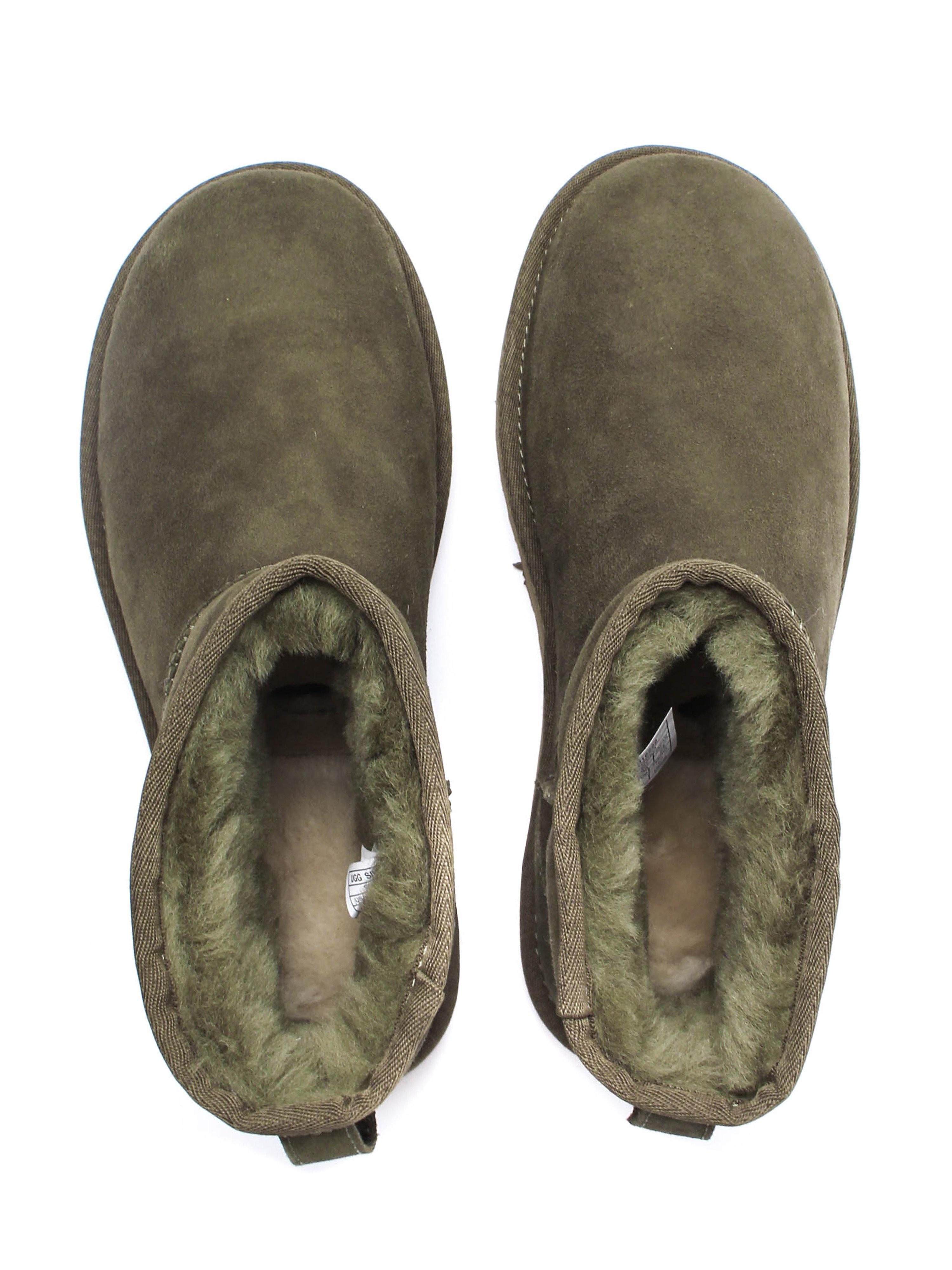 UGG Women's Classic Mini II Boots - Spruce