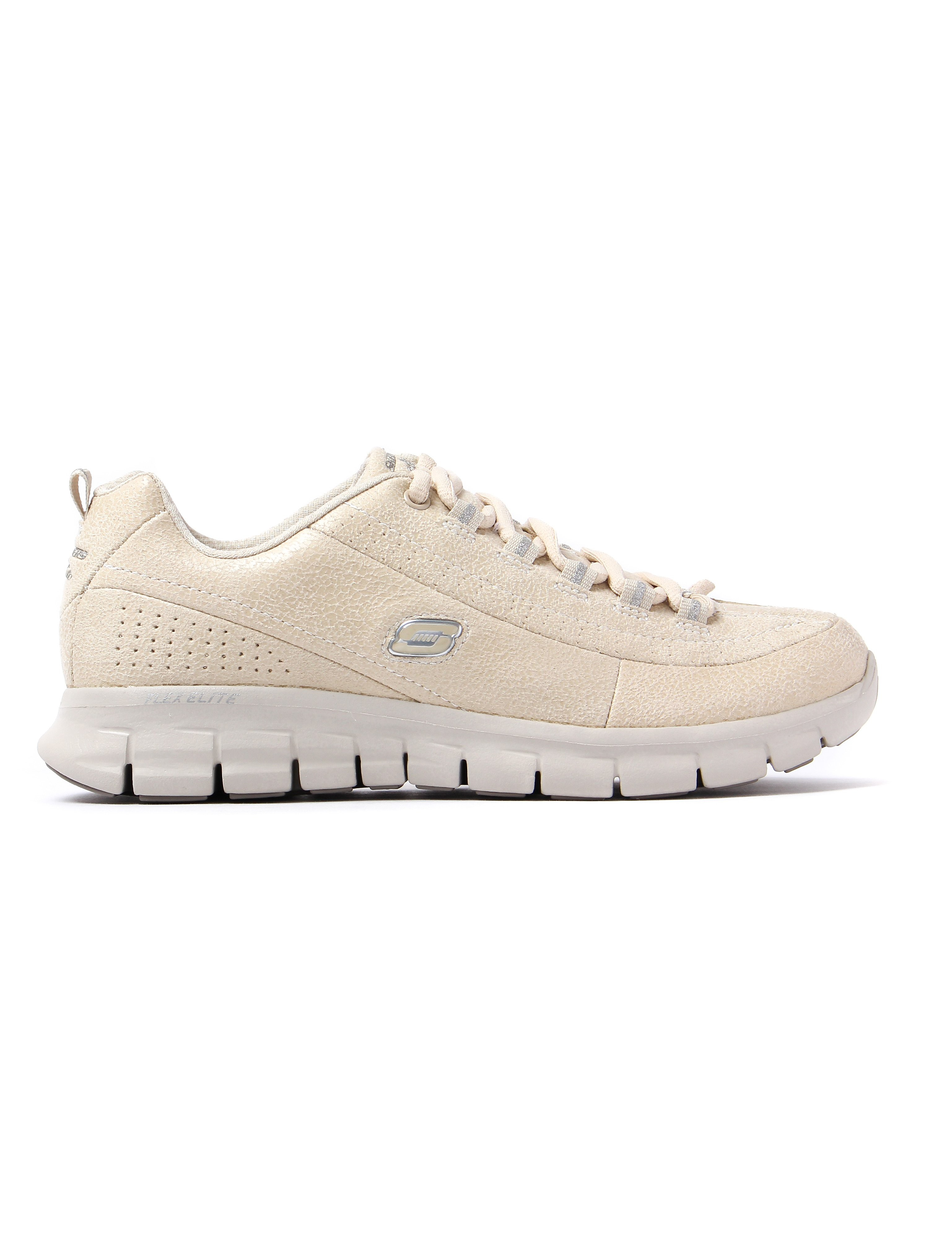 Skechers Women's Synergy Sound Off Trainers - Natural