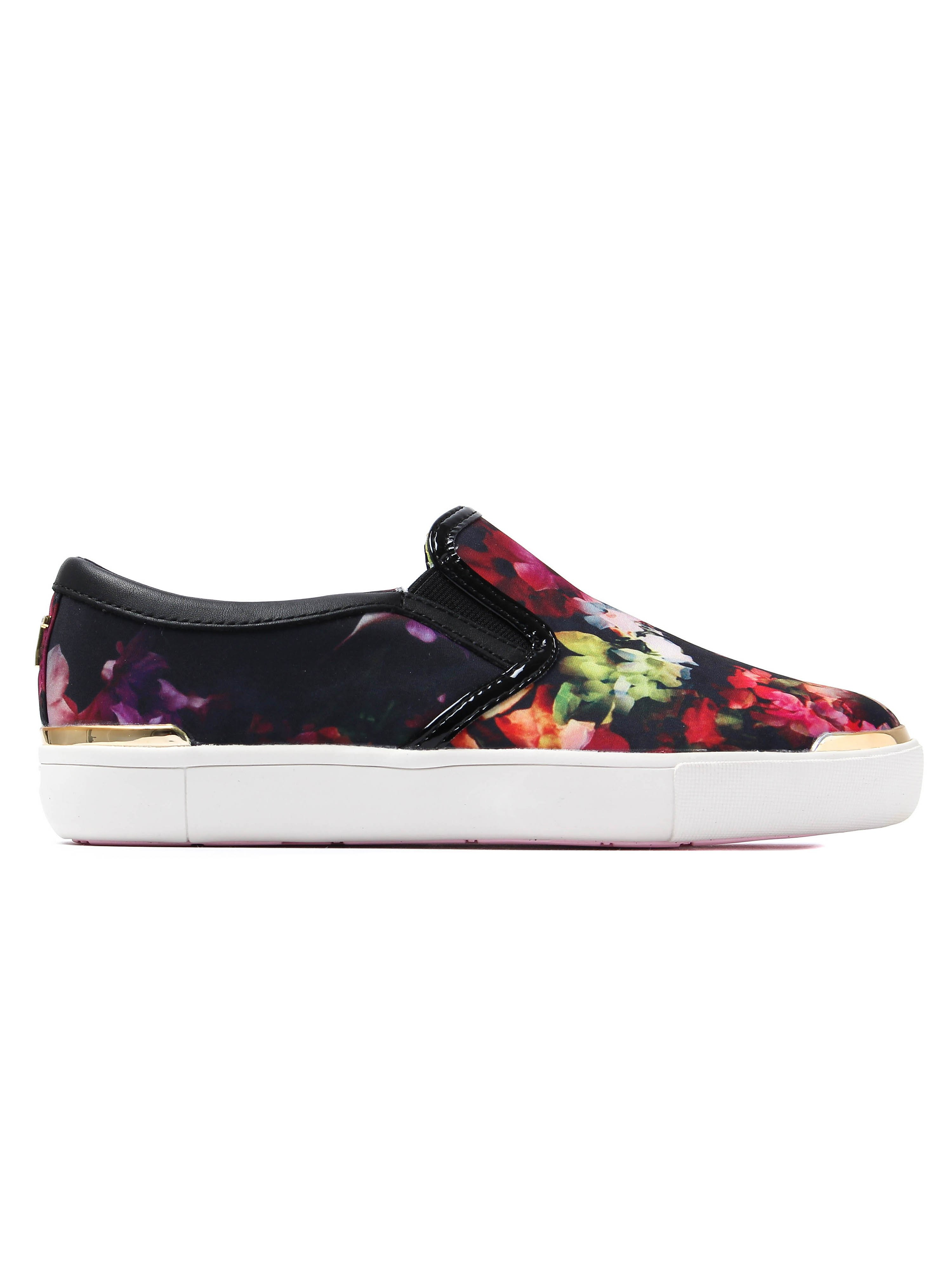 Ted Baker Women's Malbeck Slip-on Trainers - Cascading Floral