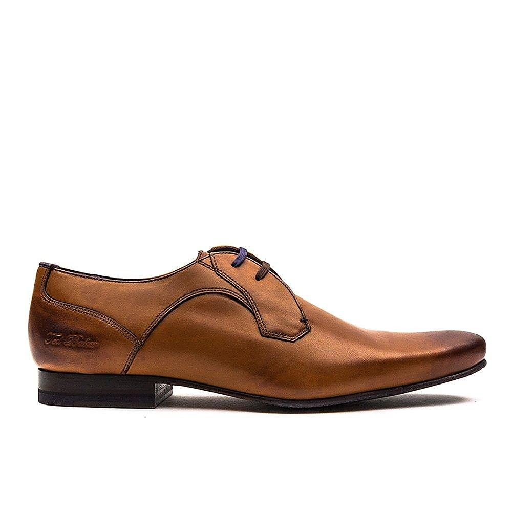 Ted Baker Men's Martt 2 Leather Derby Shoes - Tan