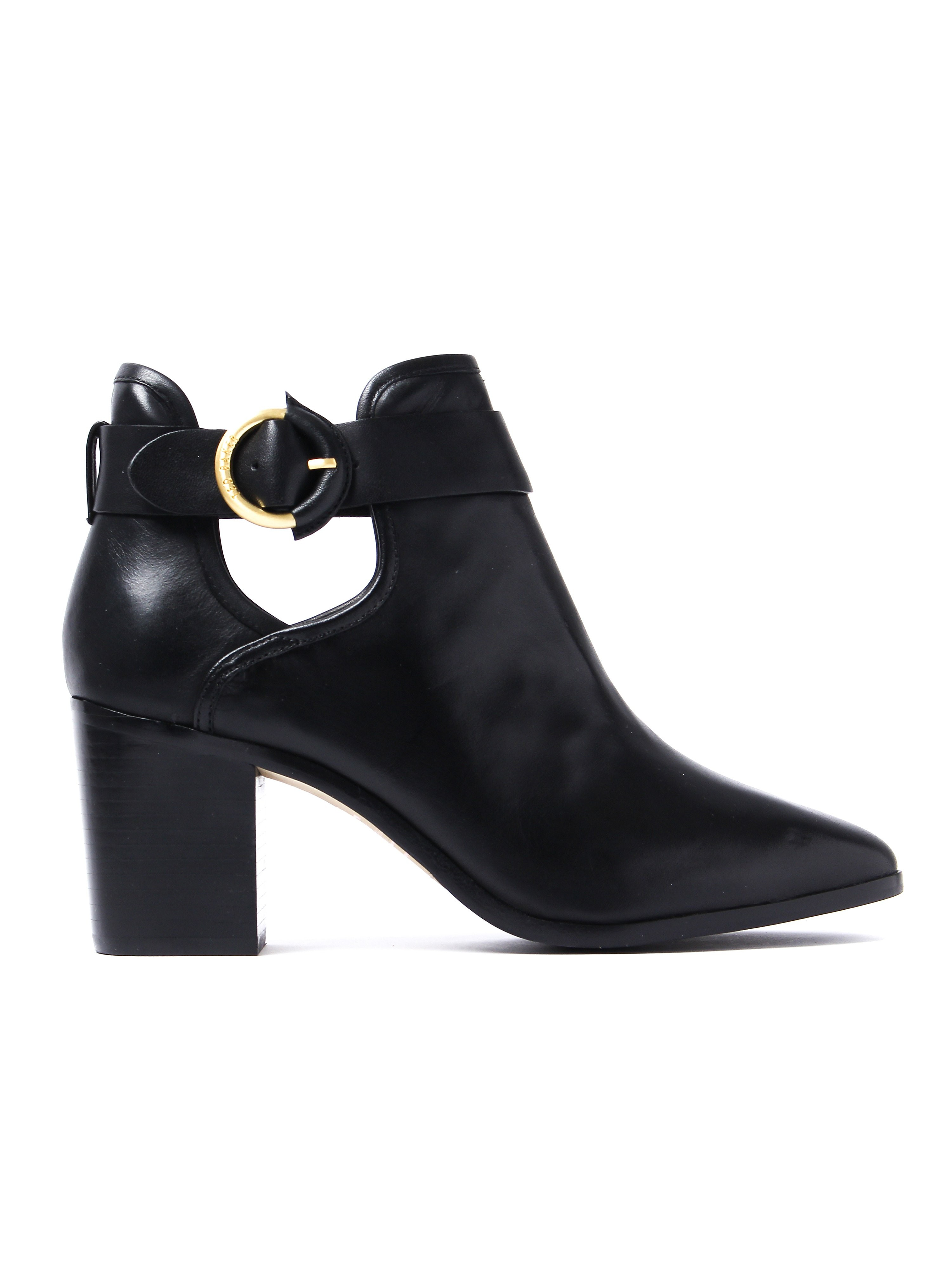 Ted Baker Women's Sybell Ankle Boots - Black Leather