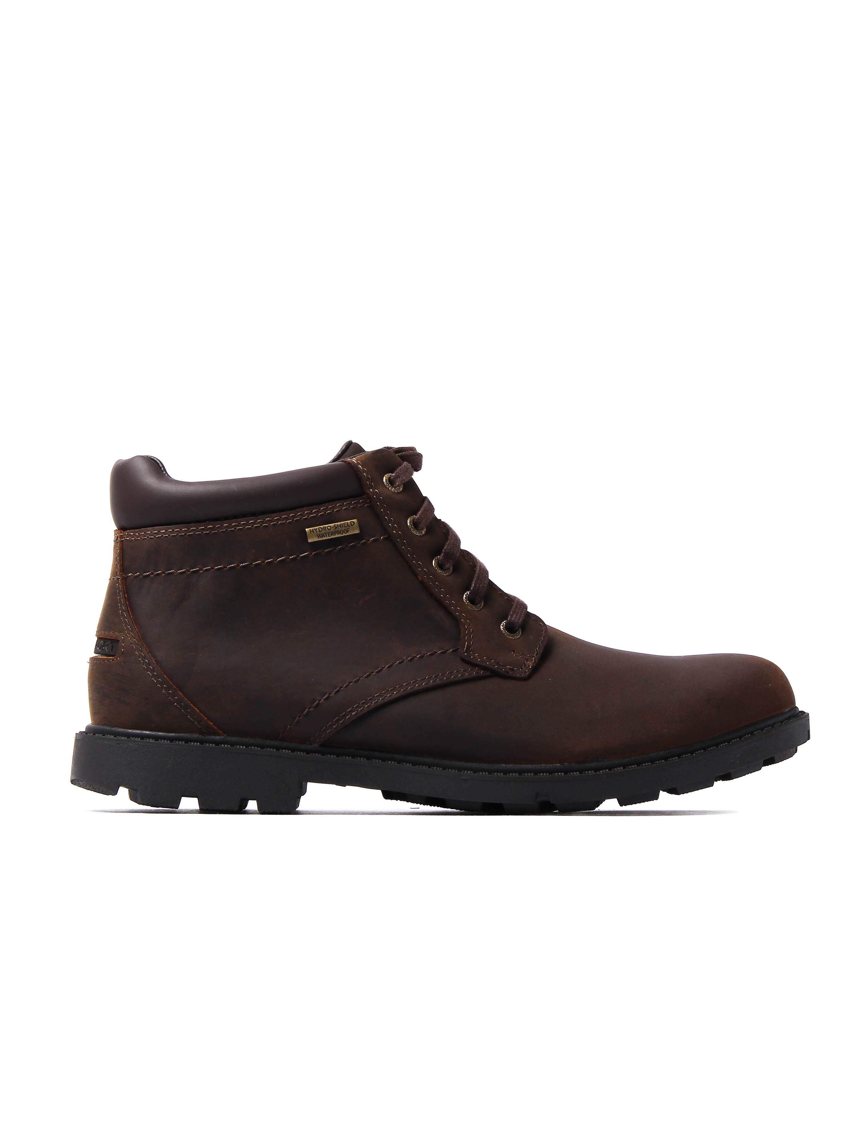 Rockport Men's Surge Storm Boots - Tan Leather