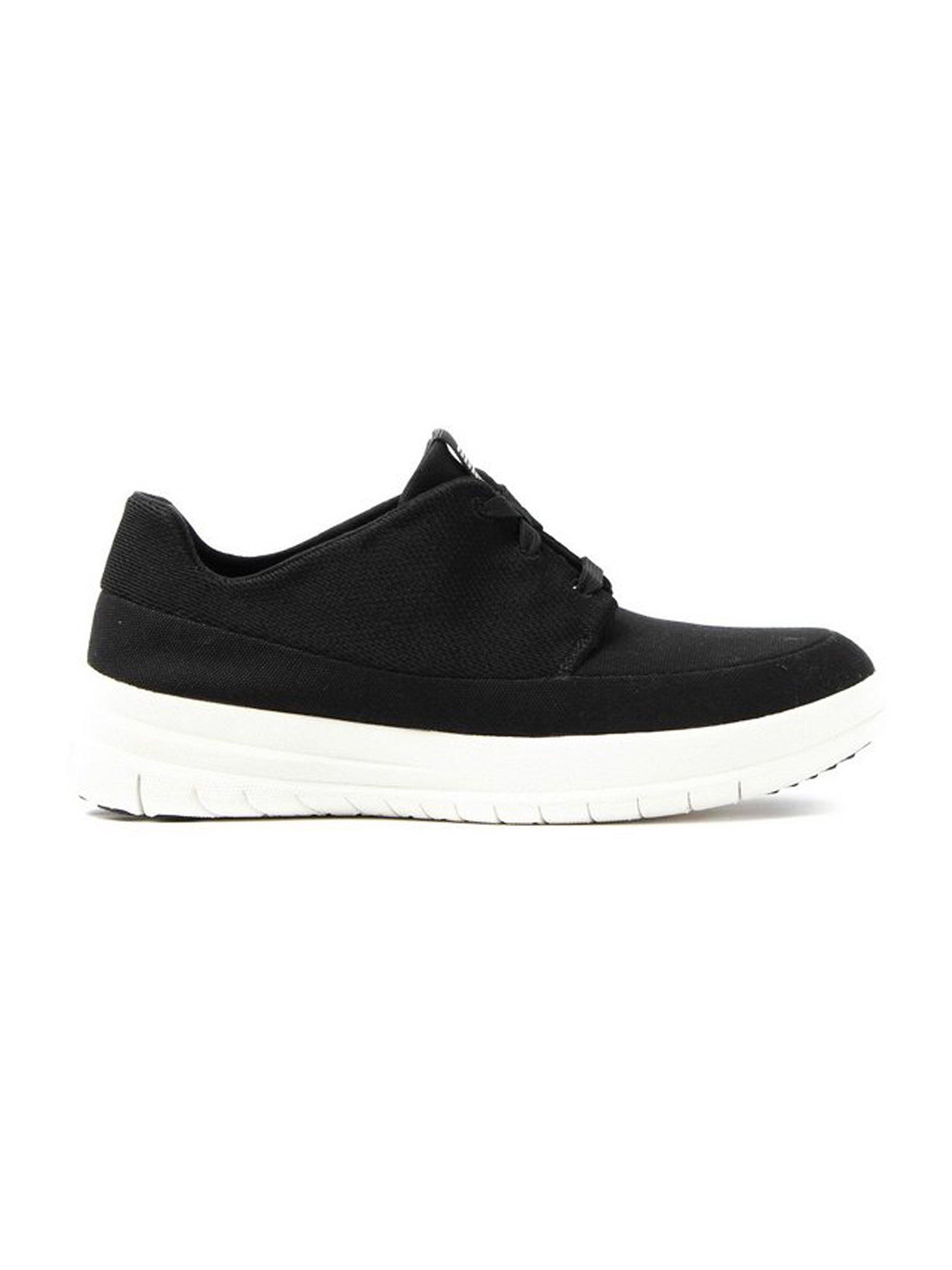 FitFlop Women's Sporty-Pop Softy Trainers - Black