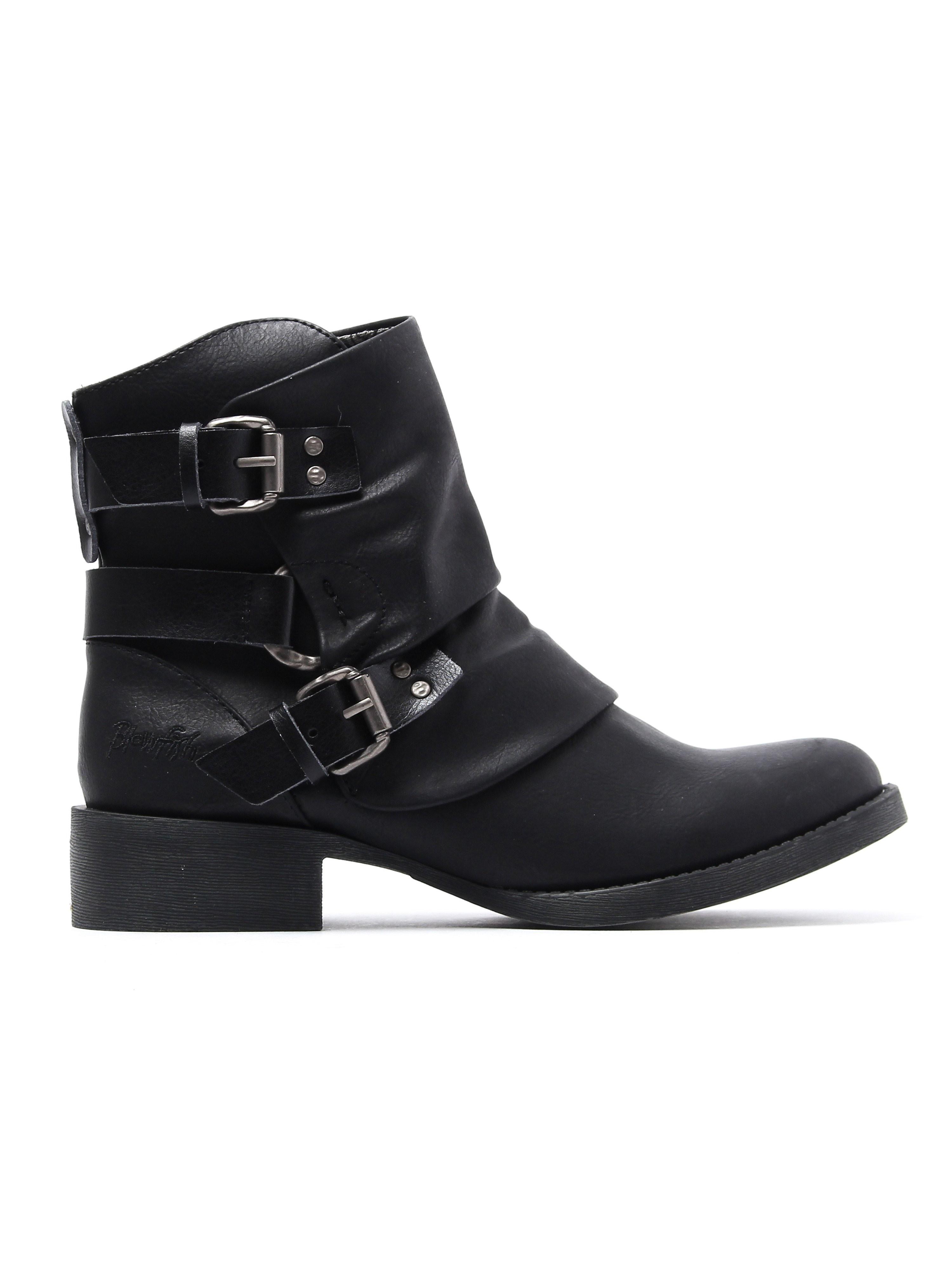 Blowfish Women's Korrekt Ankle Boots - Black Lonestar