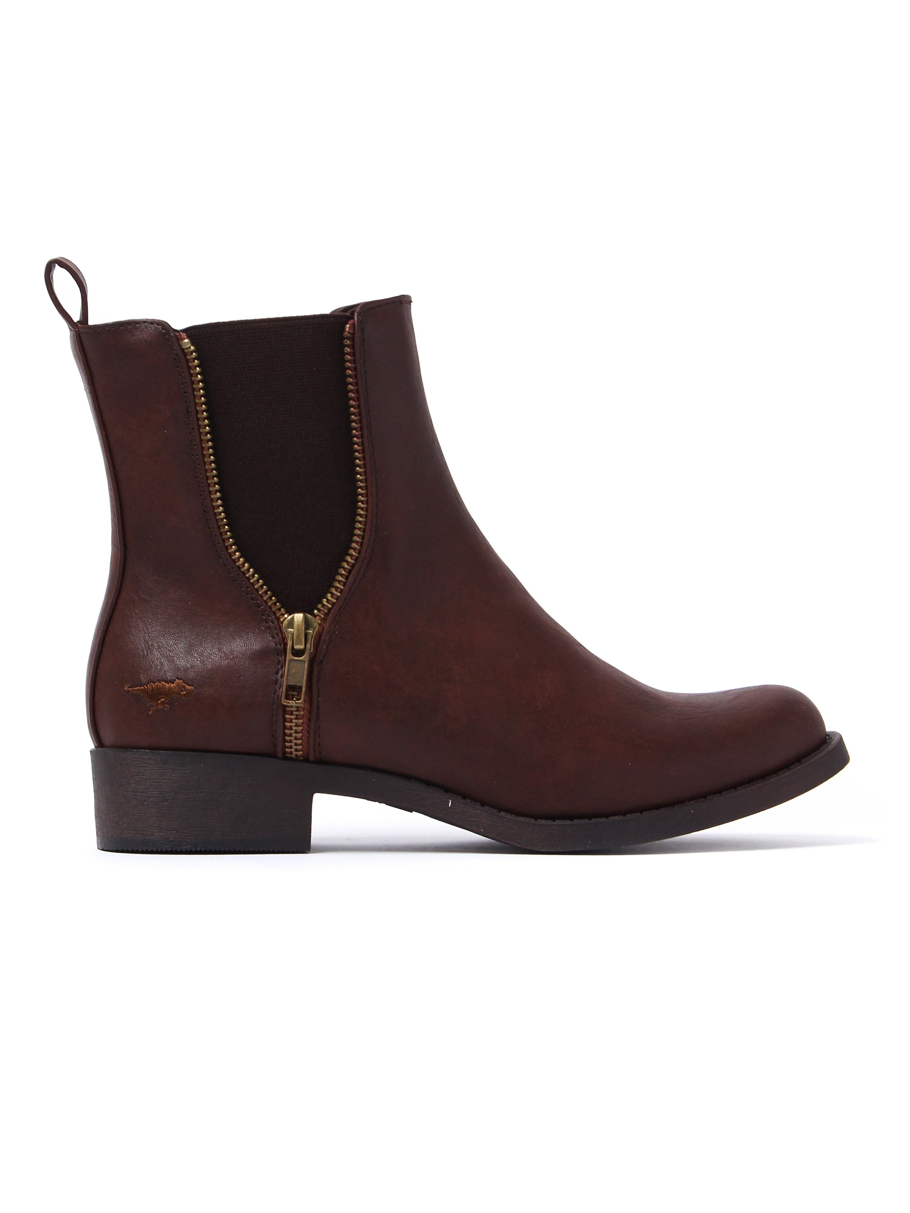 Rocket Dog Women's Camilla Autumn Chelsea Boots - Dark Brown