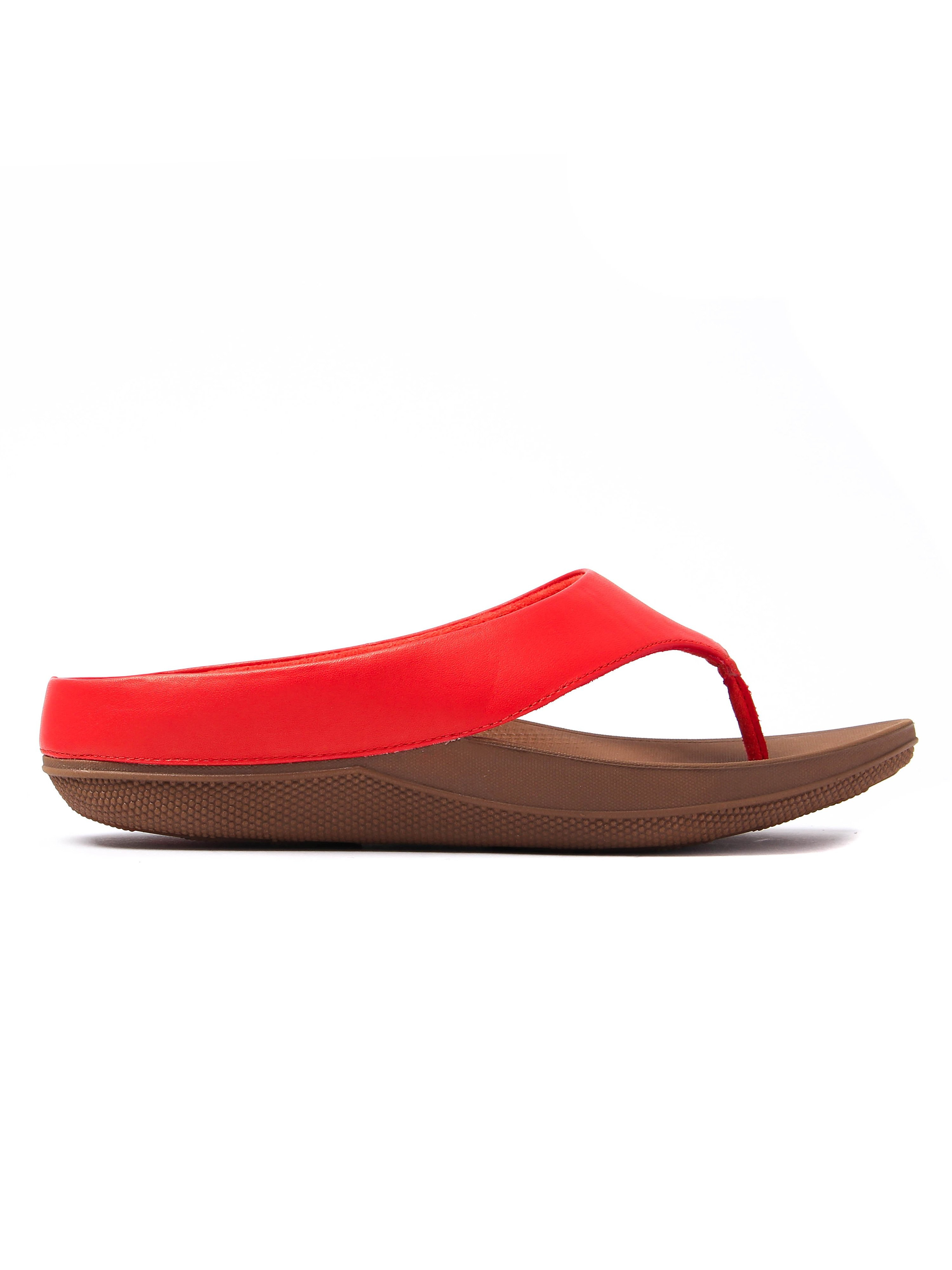 FitFlop Women's Superlight Ringer Sandals - Flame Leather