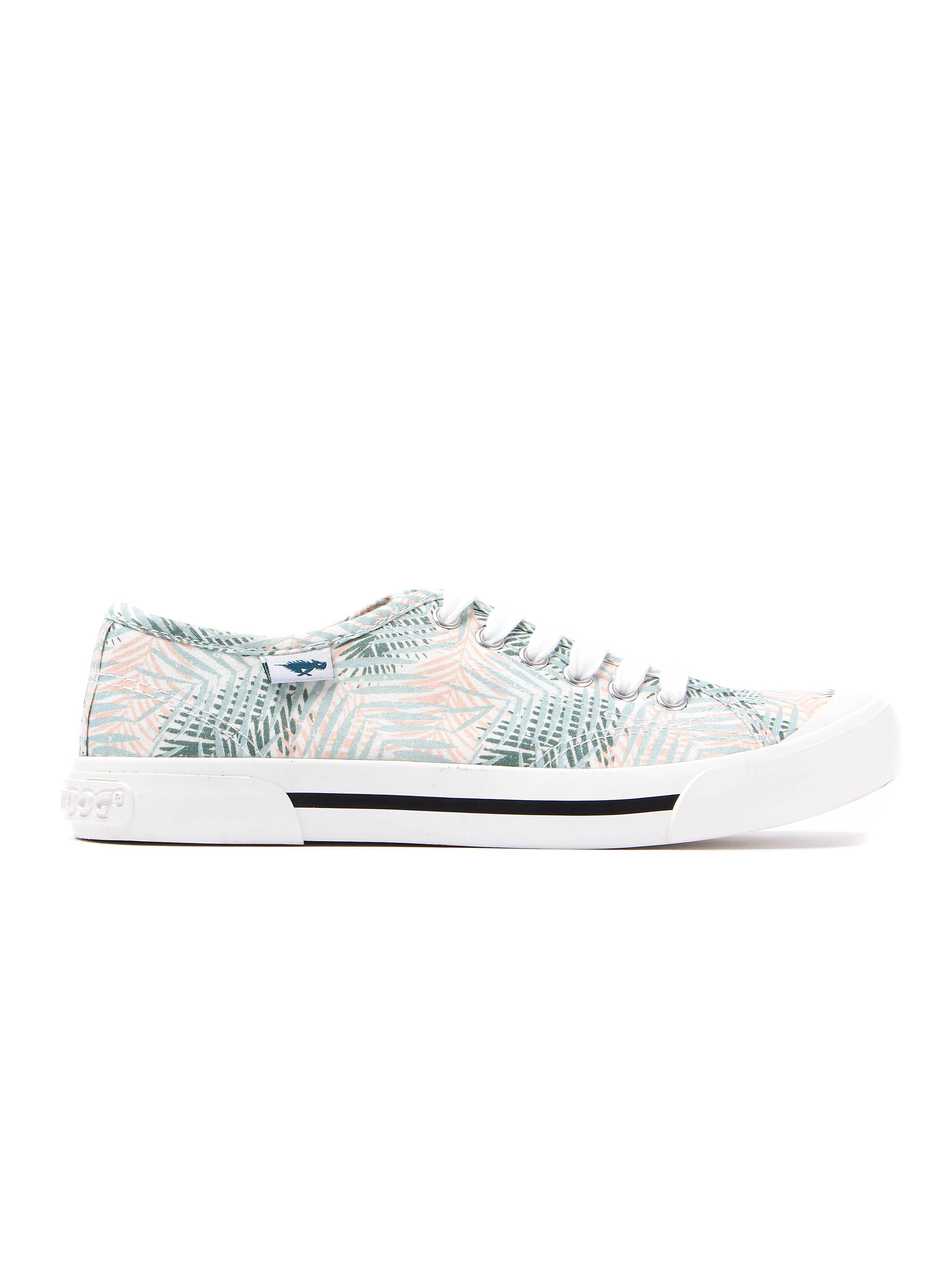 Rocket Dog Women's Jumpin Jungle Low Top Trainers - Palm