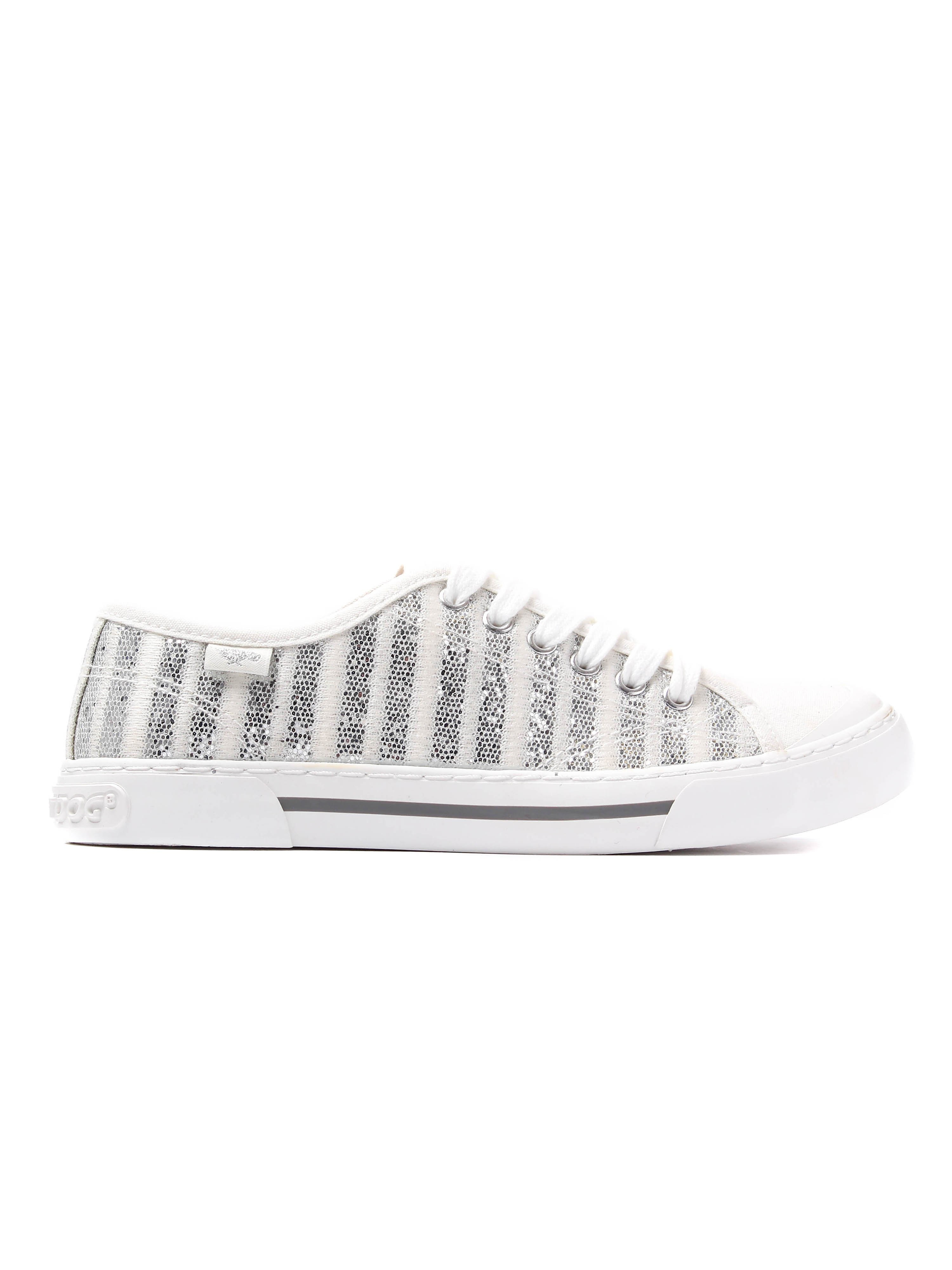 Rocket Dog Women's Jumpin Sunrise Low Top Trainers - Silver