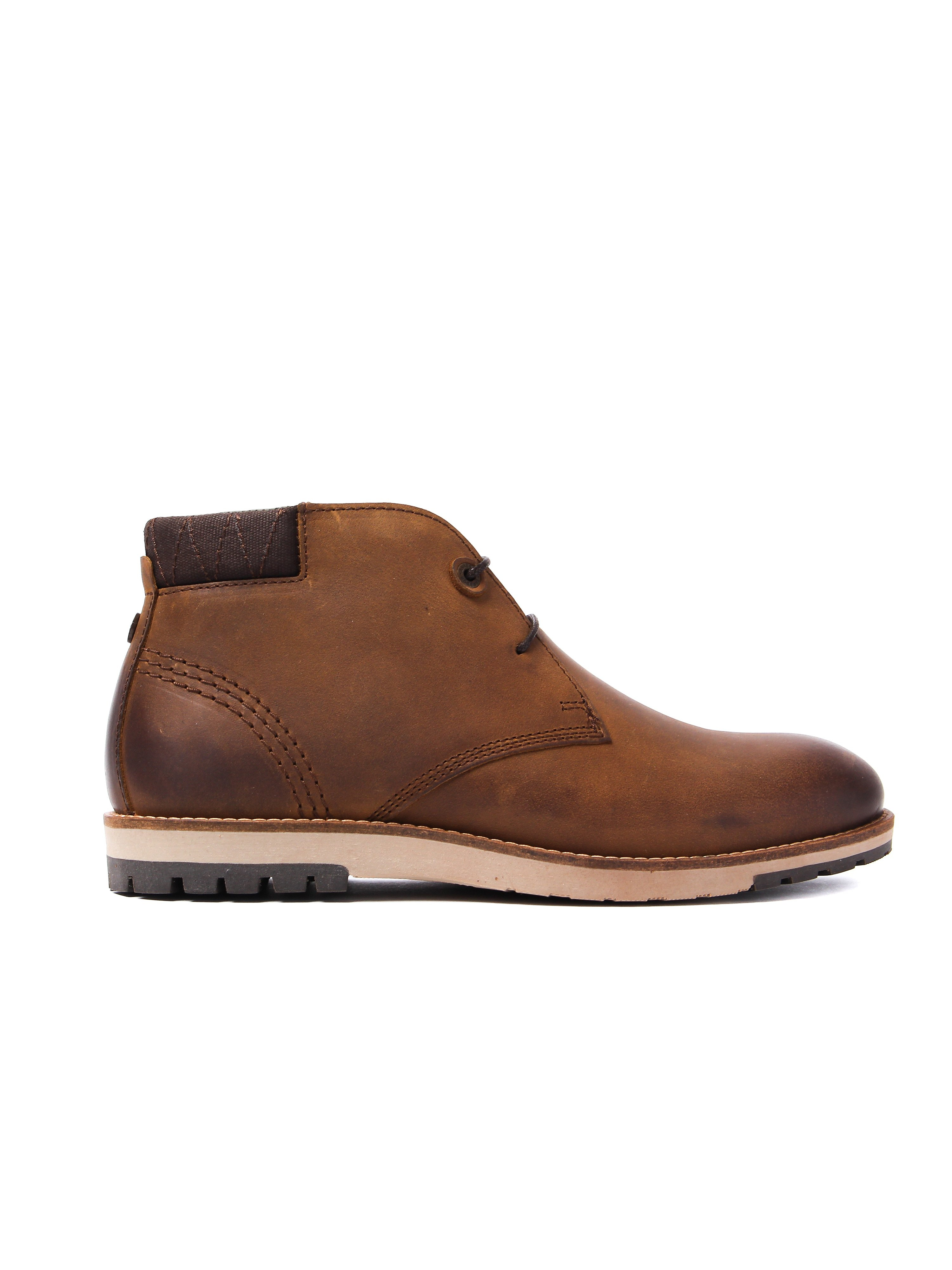 Barbour Men's Heppel Chukka Boots - Timber Tan