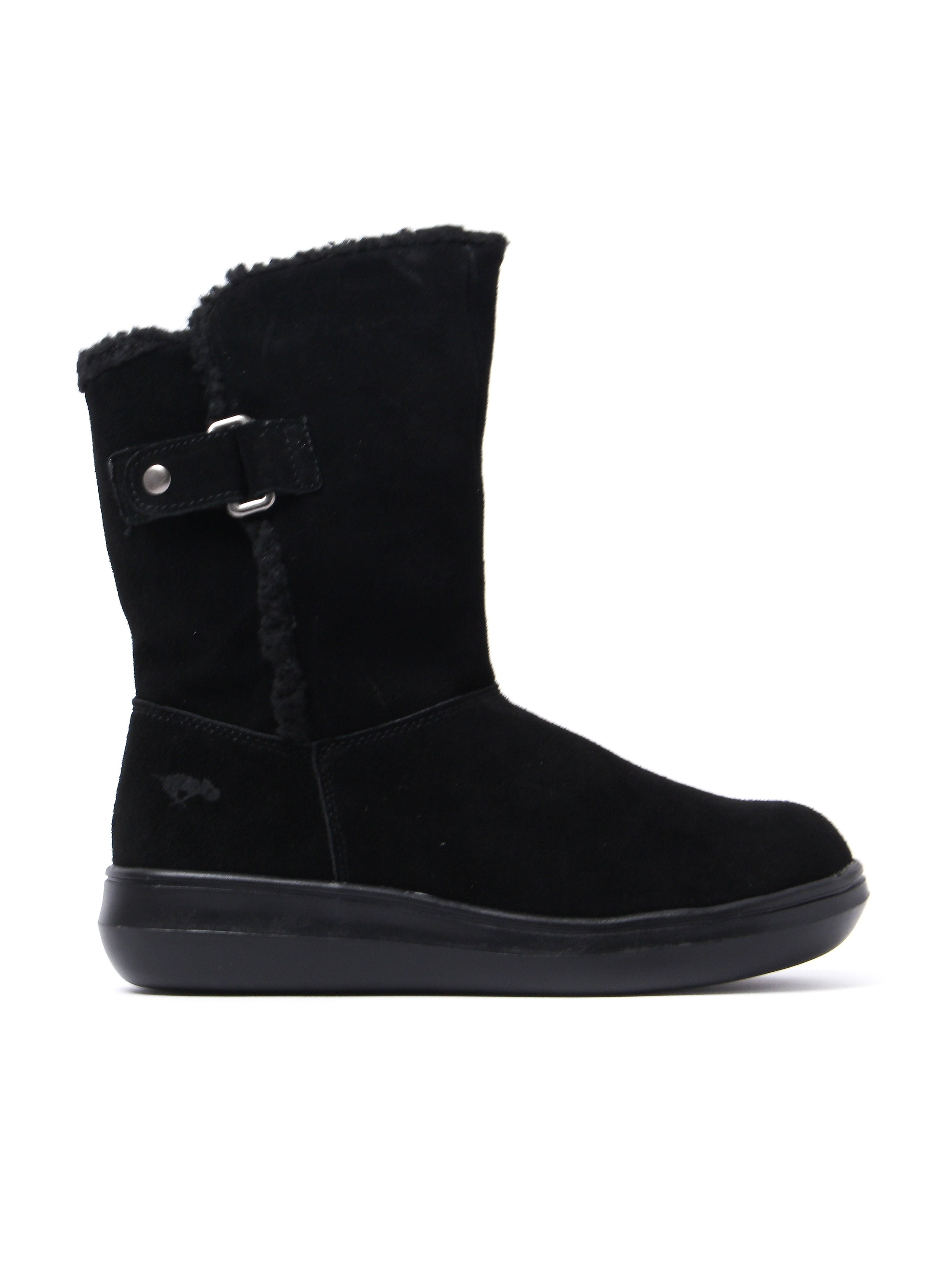 Rocket Dog Women's Staples Boots - Black Suede