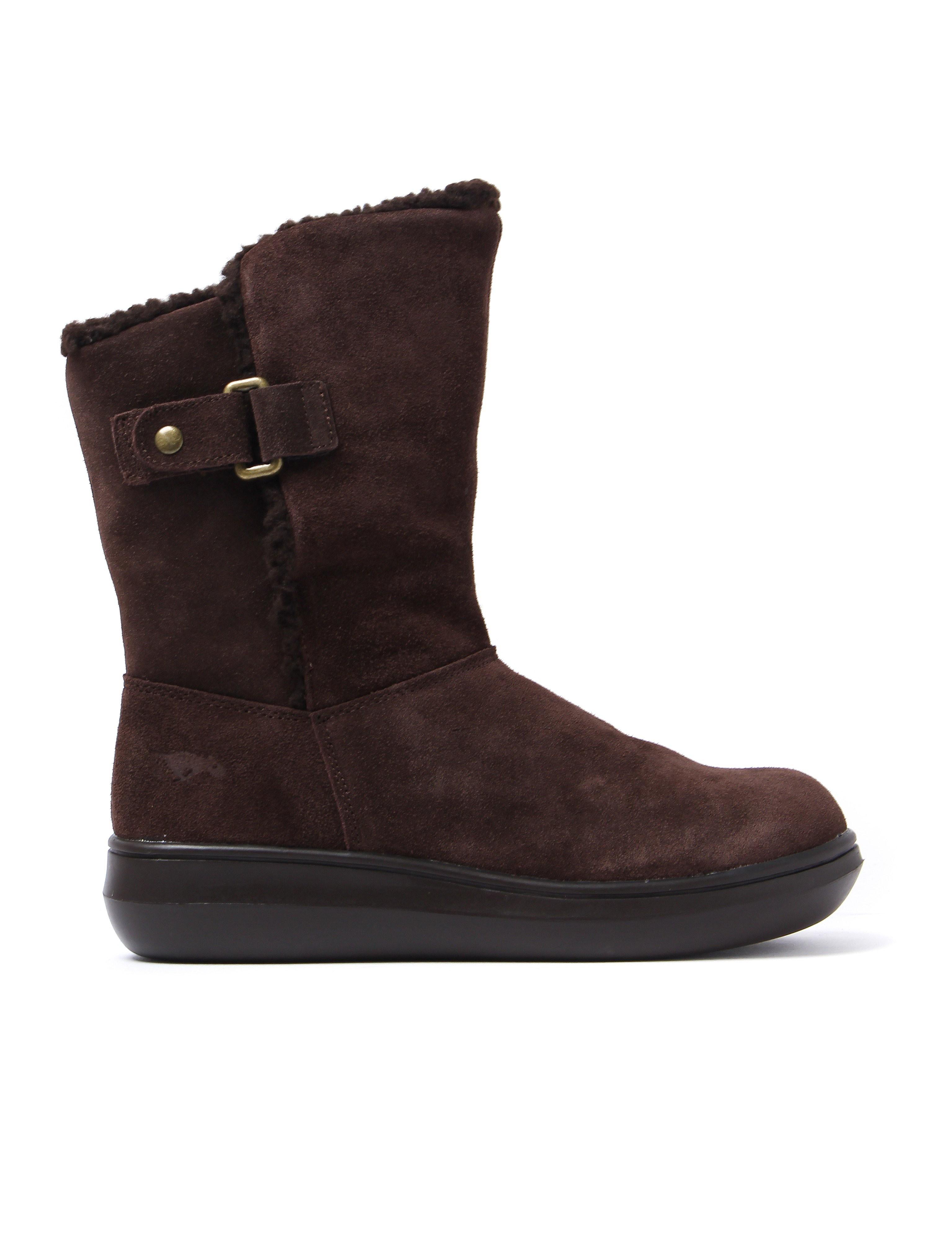Rocket Dog Women's Staples Boots - Tribal Brown Suede