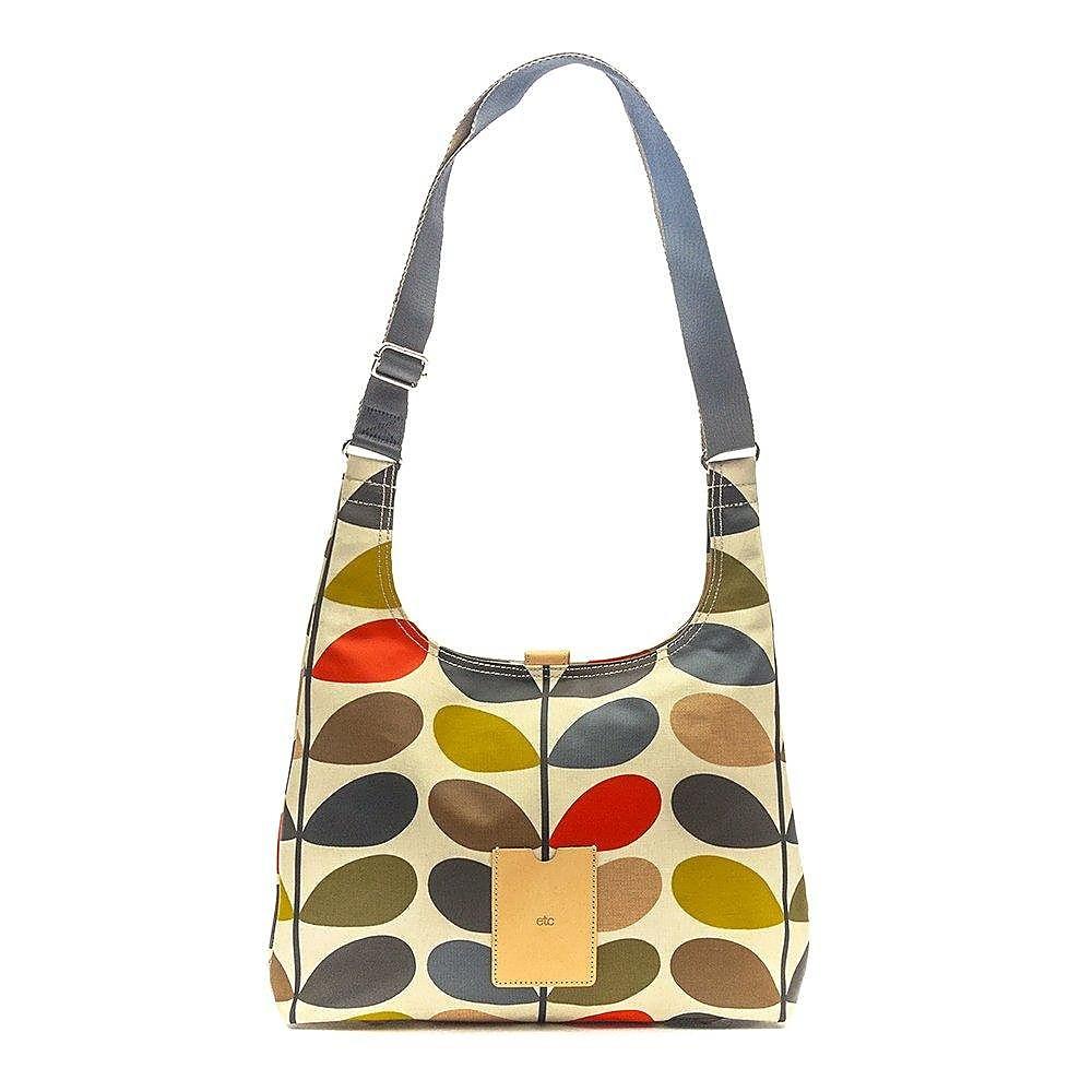 Orla Kiely Women's Midi Sling Bag - Multi Stem
