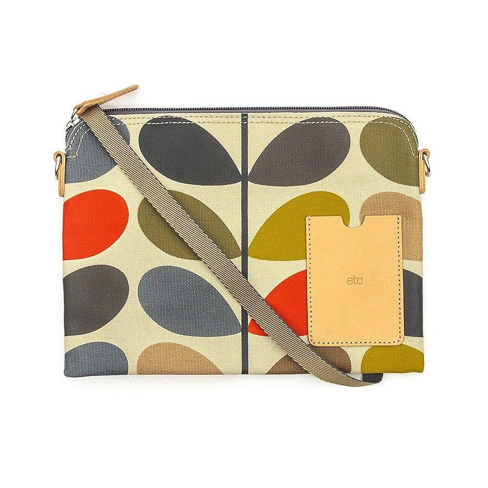 Orla Kiely Women's Travel Pouch - Multi Stem