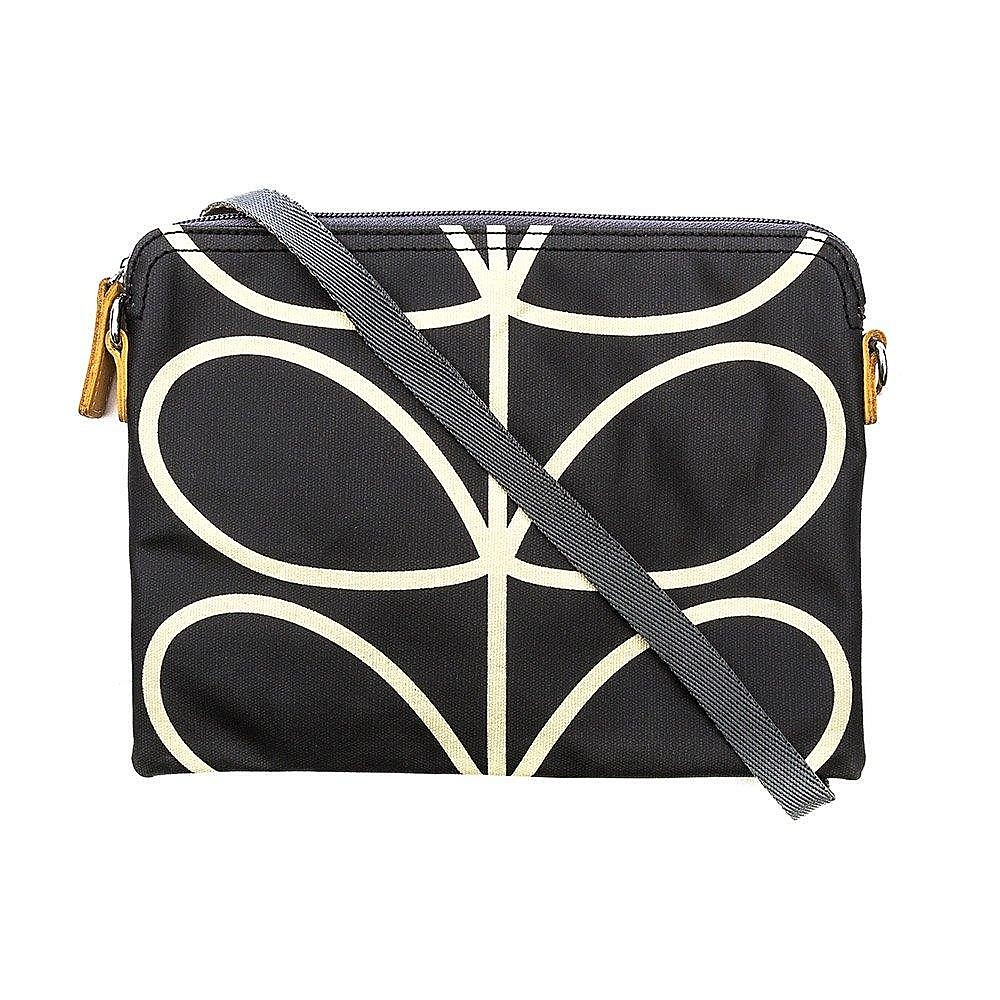 Orla Kiely Women's Travel Pouch - Black