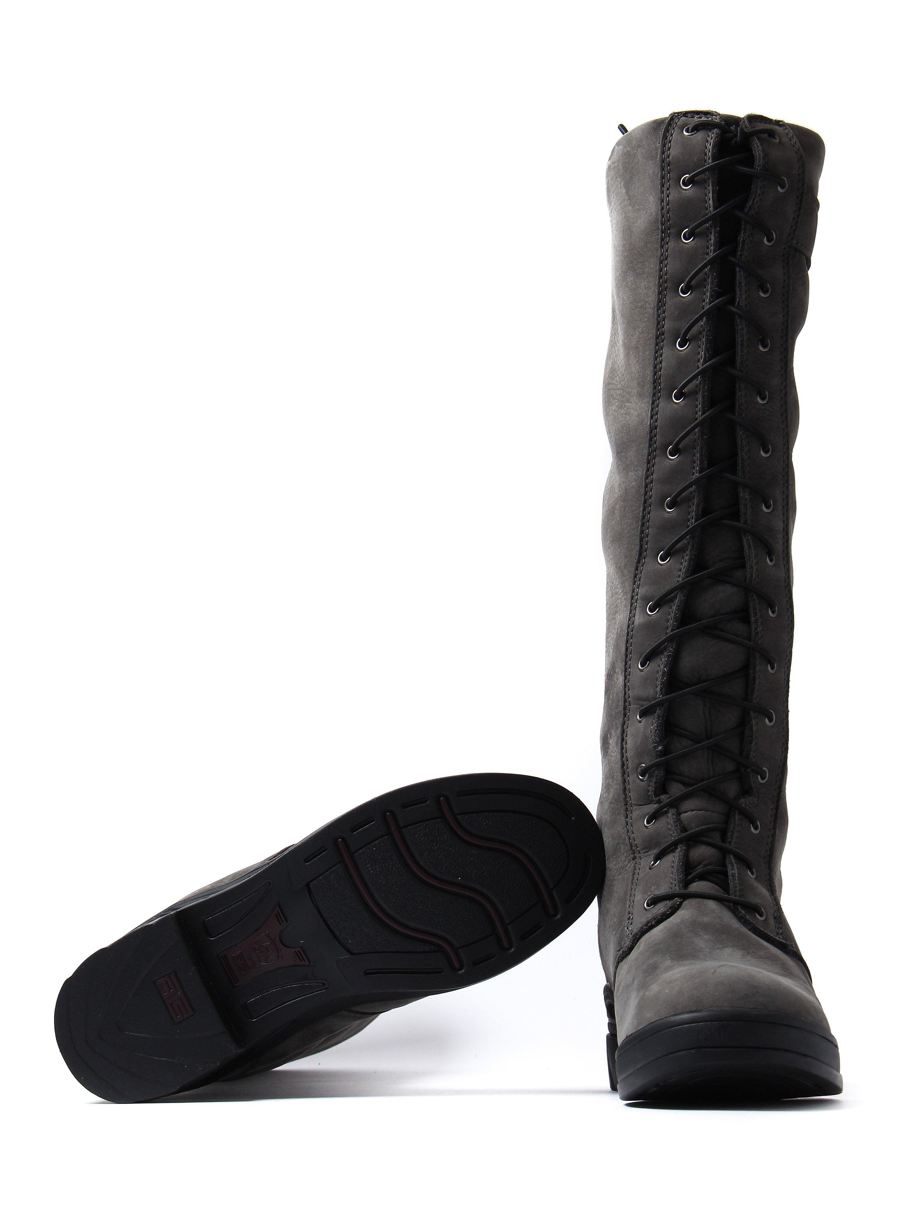 Ariat Women's Coniston H2O Insulated Tall Boots - Charcoal Suede