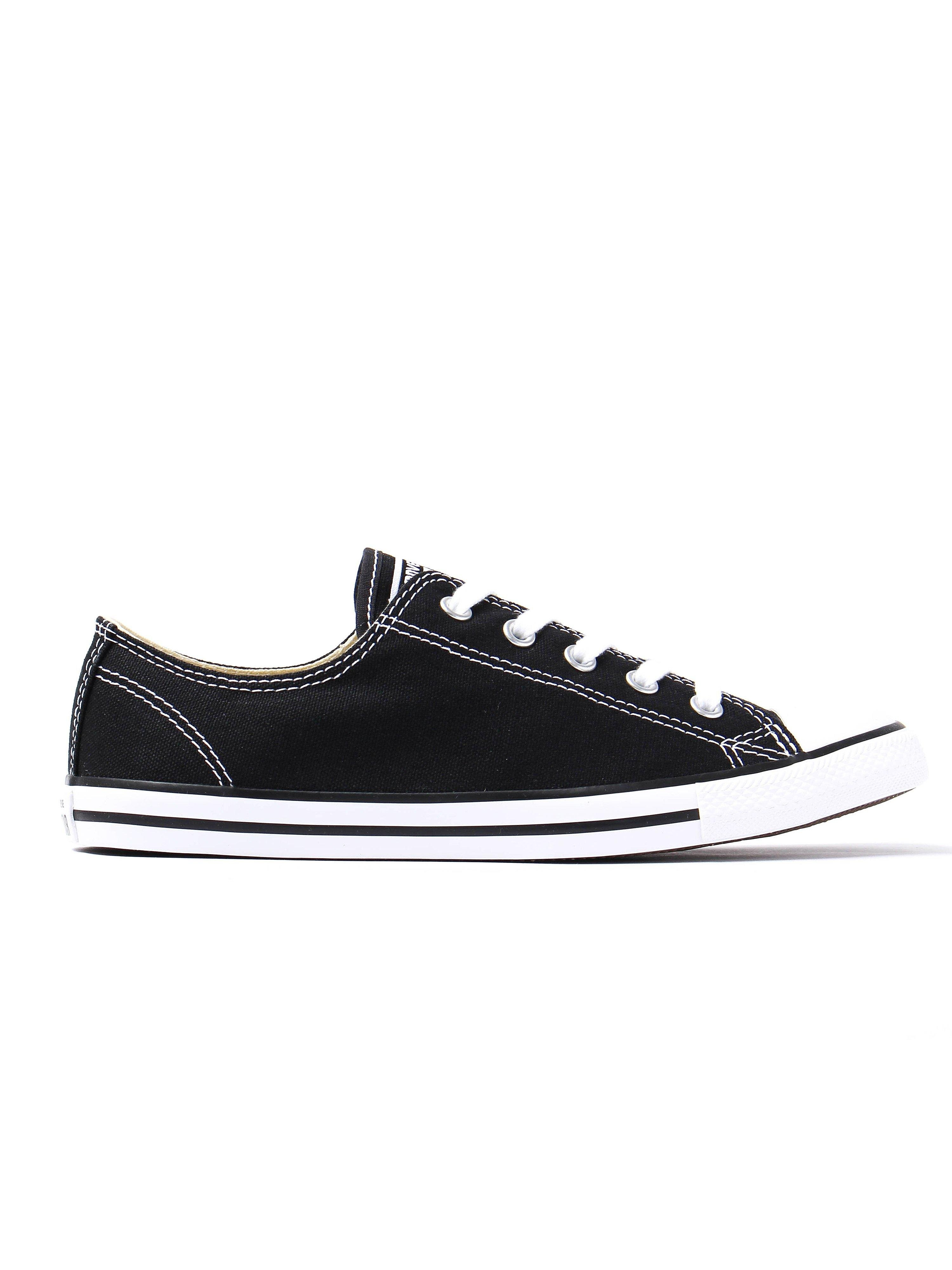 Converse Women's Chuck Taylor All Star Dainty Trainers - Black