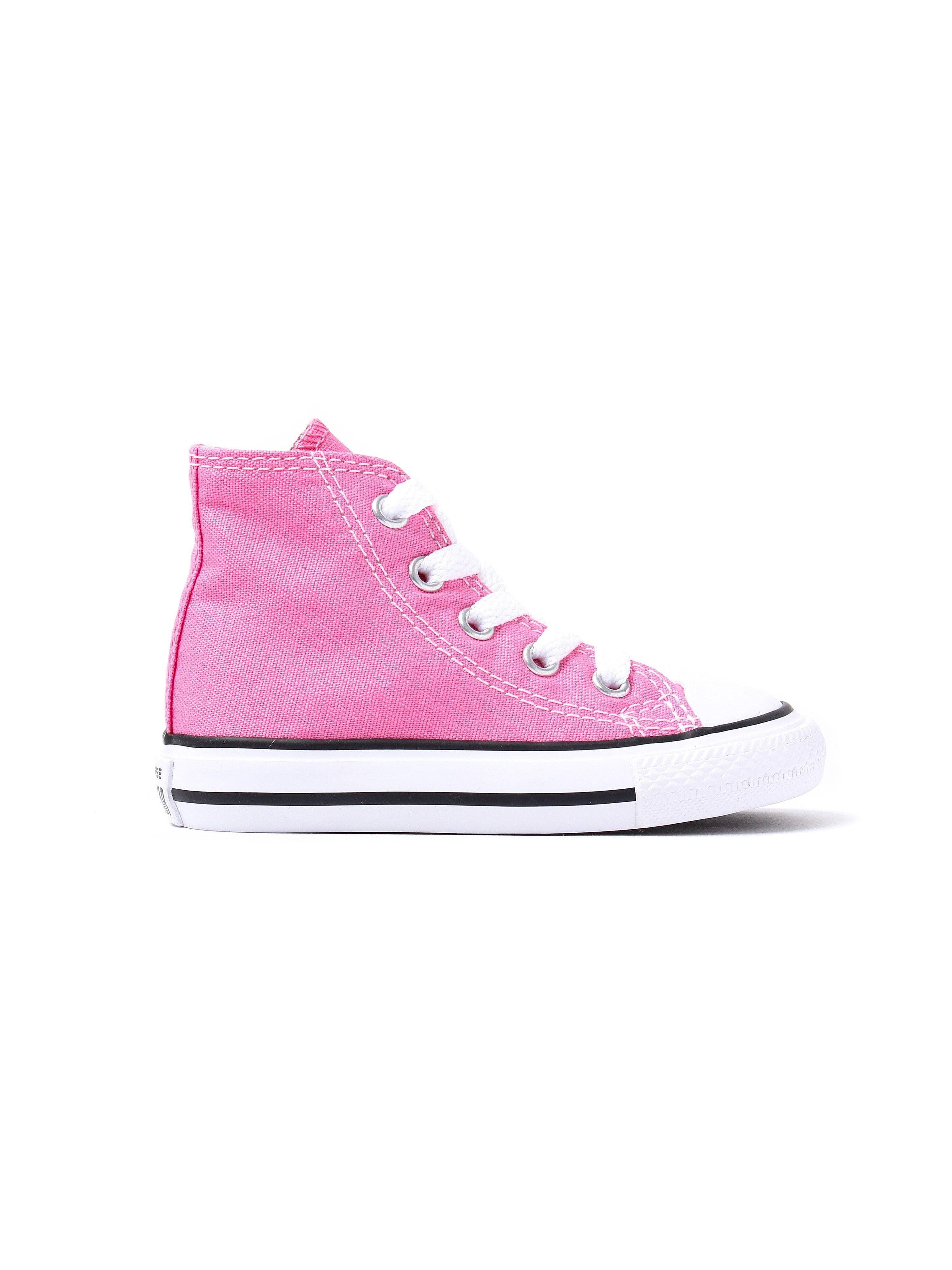 Converse Infant Chuck Taylor All Star High Top - Pink