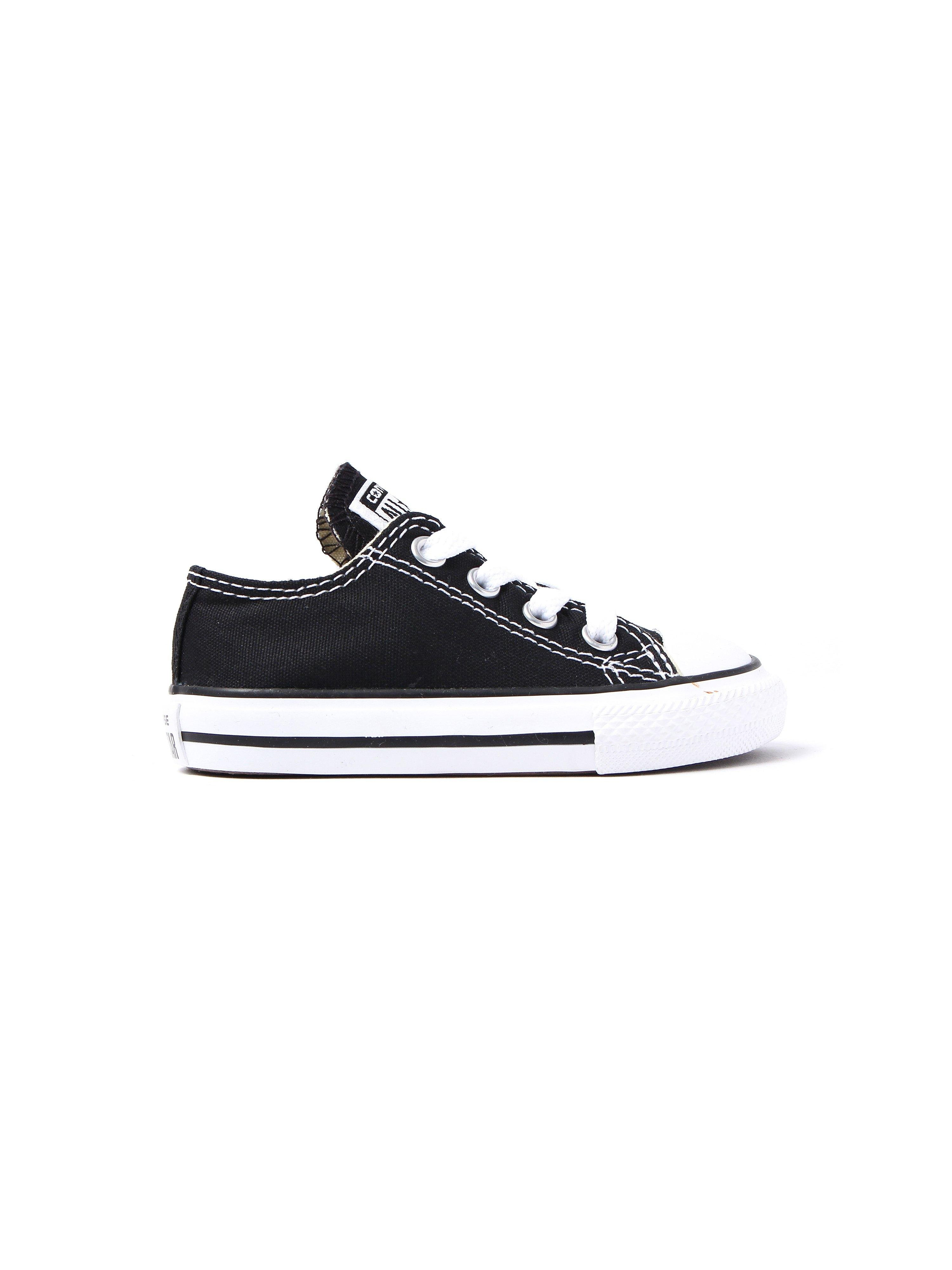 Converse Infant Chuck Taylor All Star Ox - Black