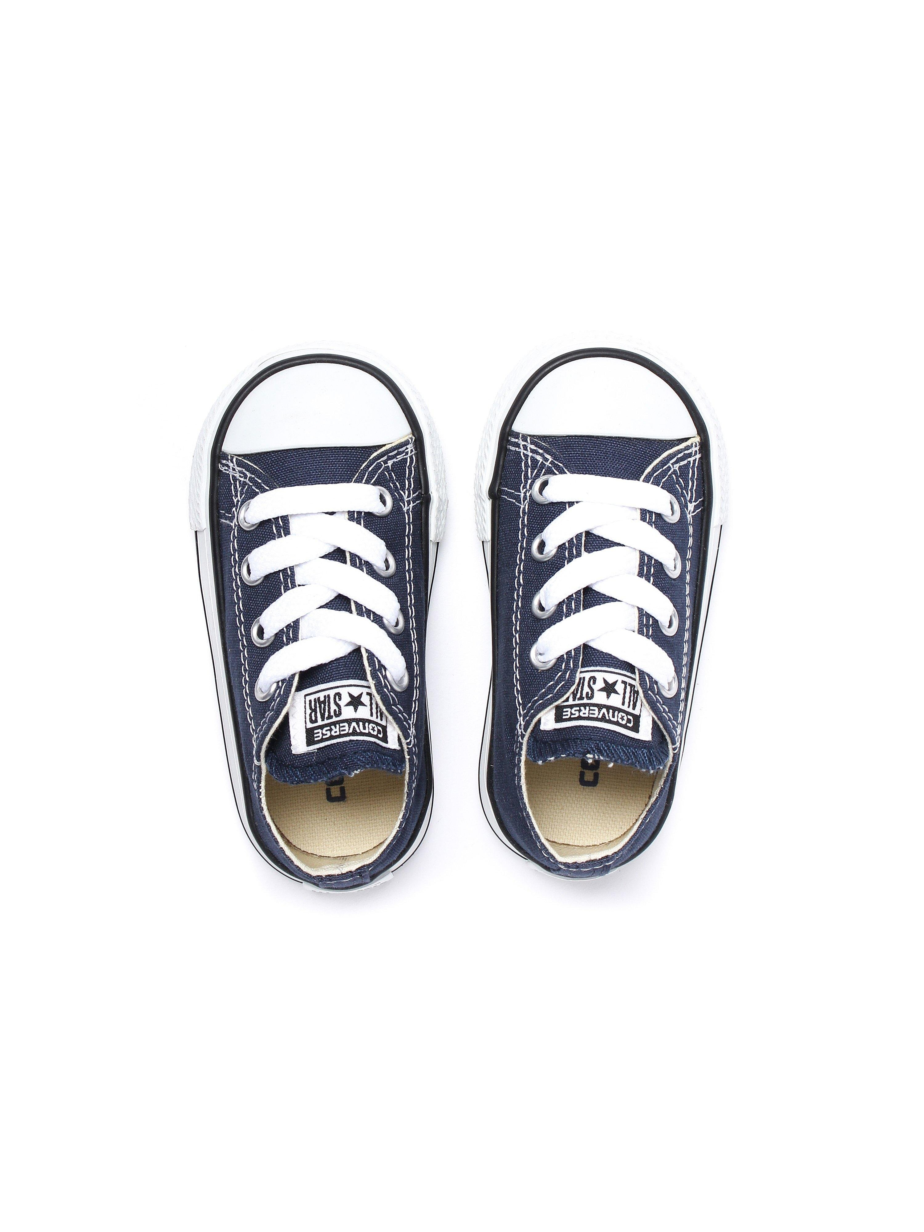 Converse Infant Chuck Taylor All Star Ox - Navy