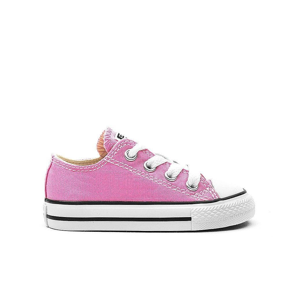 Converse Infant Chuck Taylor All Star Ox Trainers - Pink