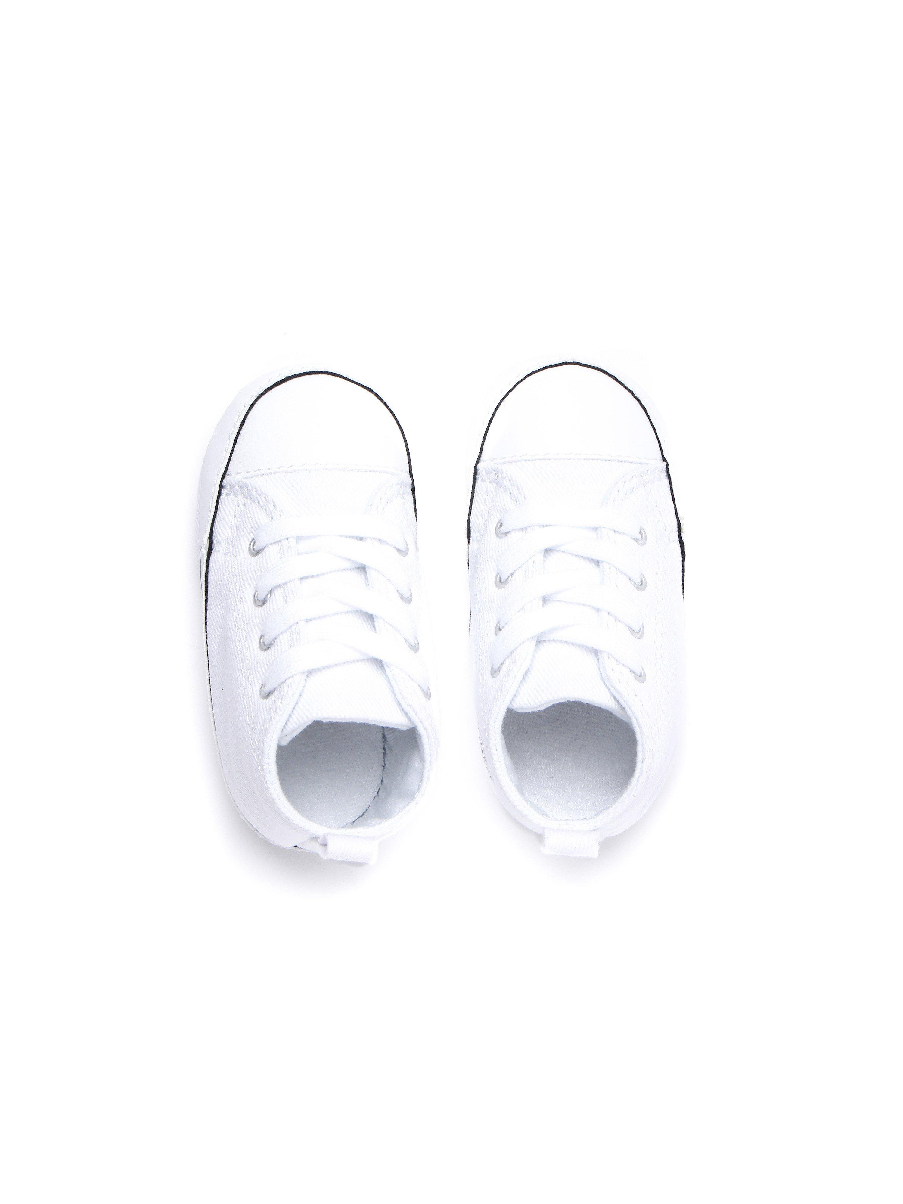 Converse Crib First Star HI Trainers - White