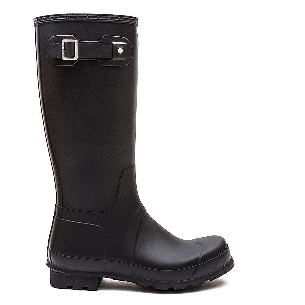 Hunter Wellies Men's Original Tall Wellington Boots - Black