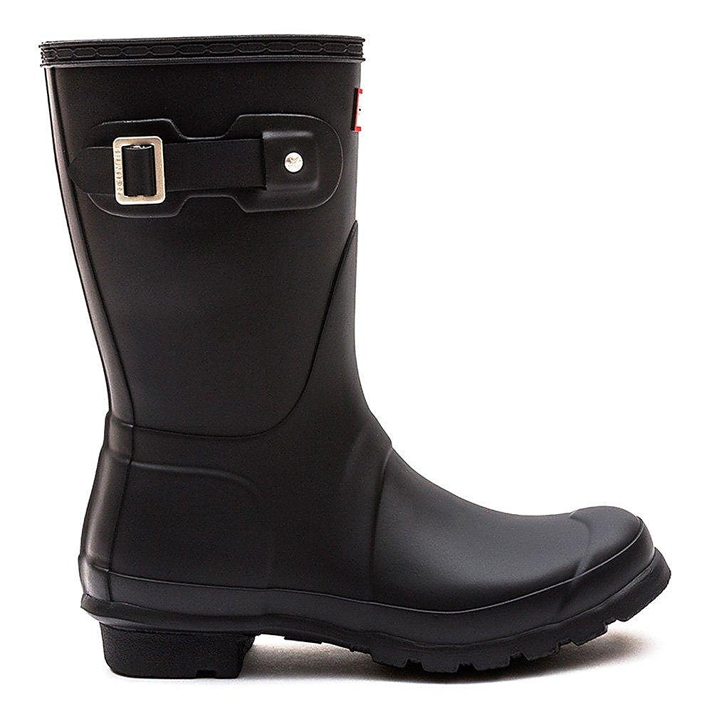 Hunter Wellies Women's Original Short Wellington Boots - Black
