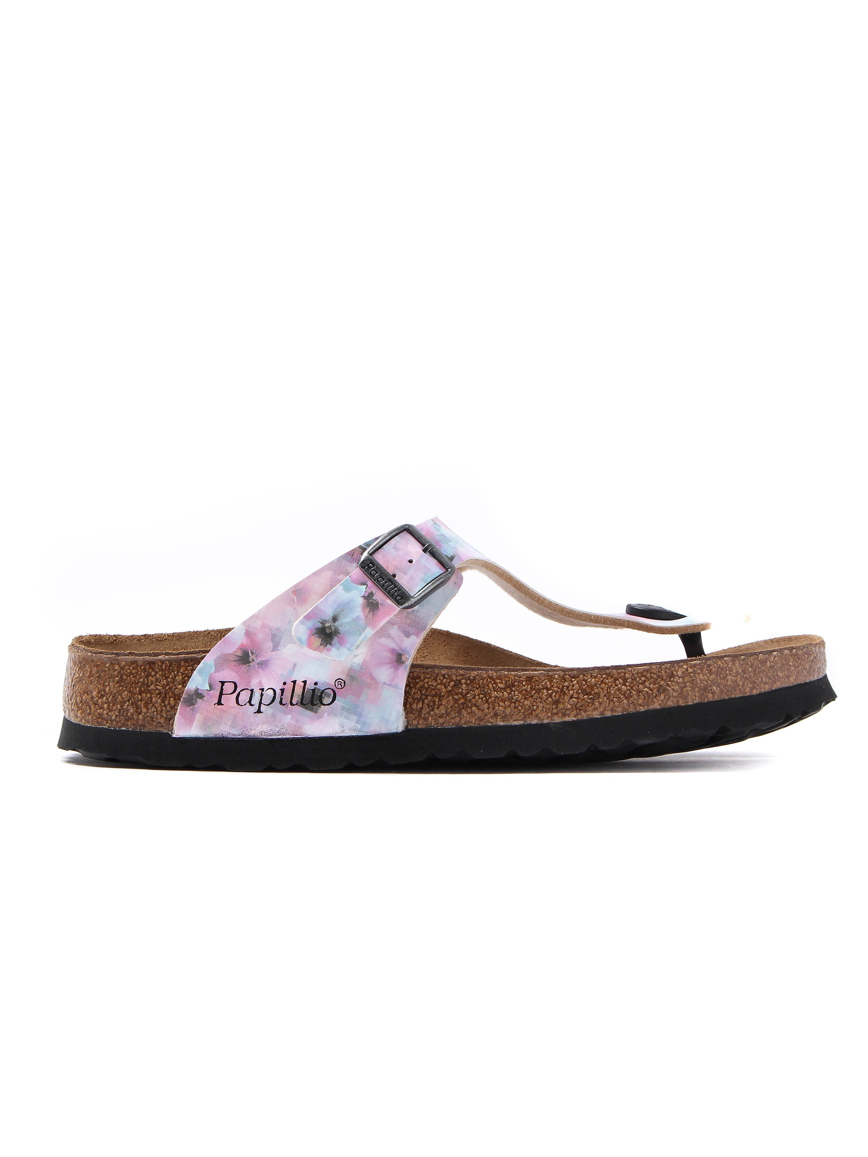 Birkenstock Papillio Women's Gizeh Pap Regular Fit Sandals - Pixel Rose