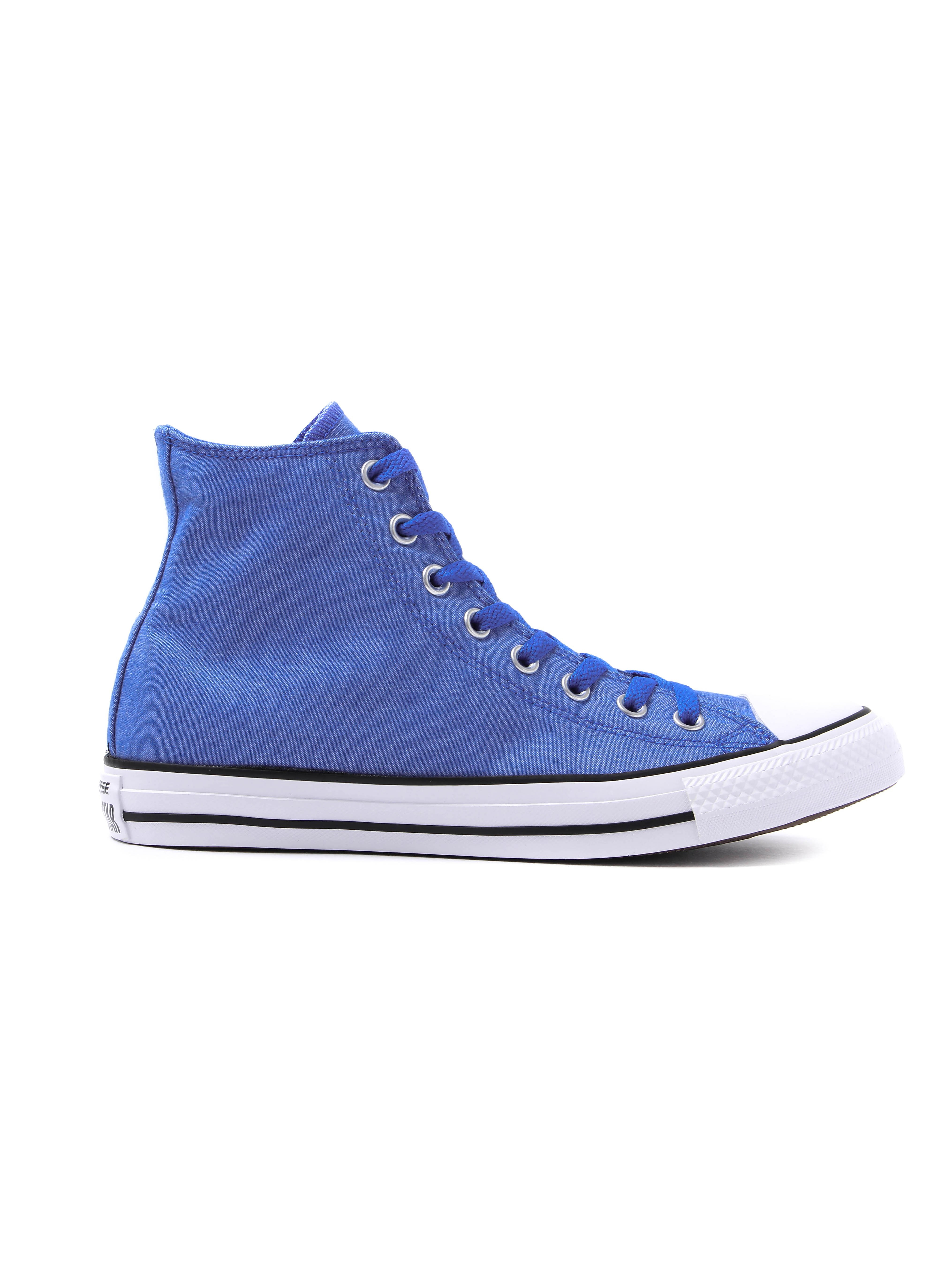 Converse Men's Chuck Taylor All Star HI Trainers - Blue Chambray