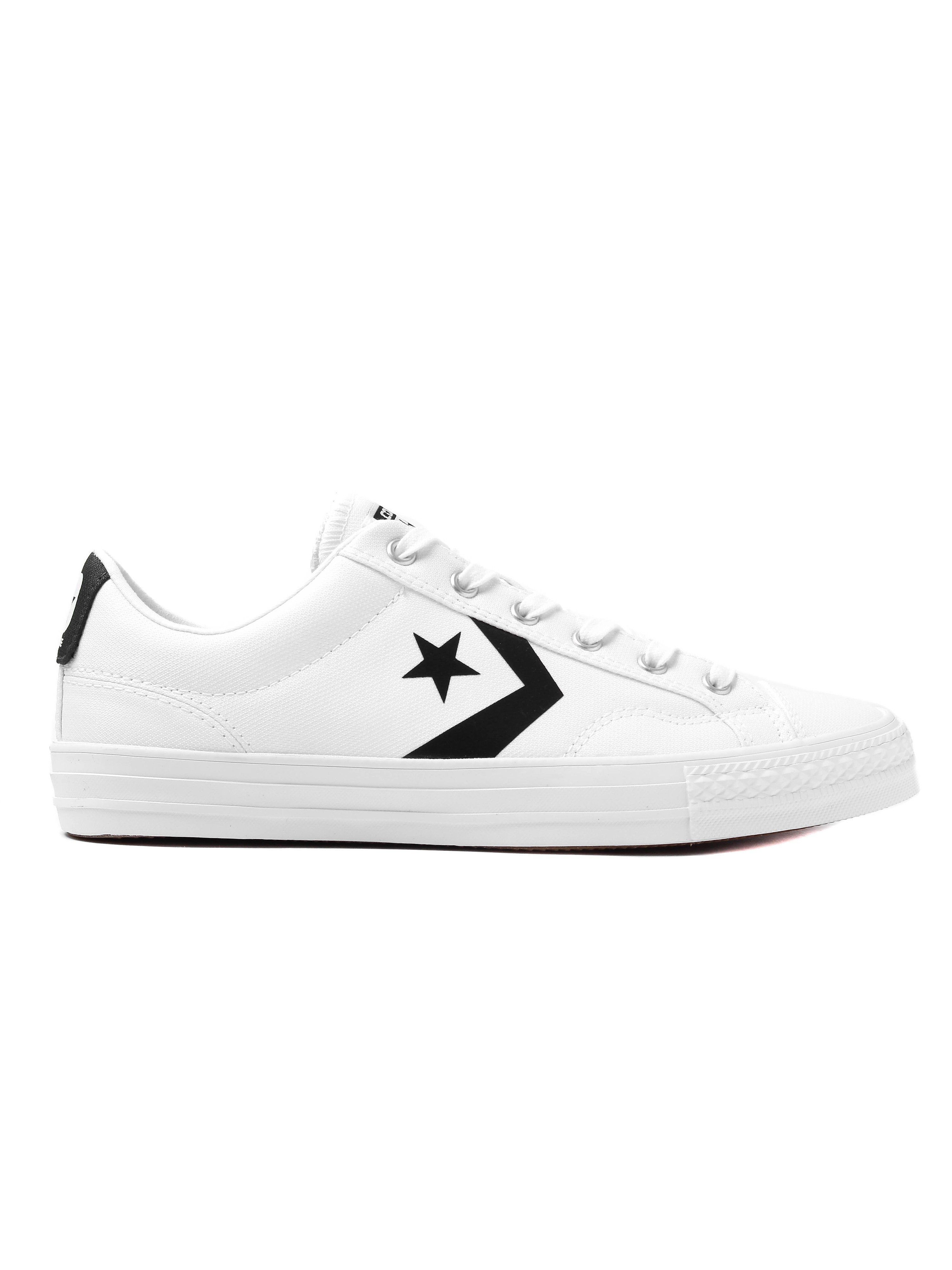 Converse Men's Star Player OX Trainers - White