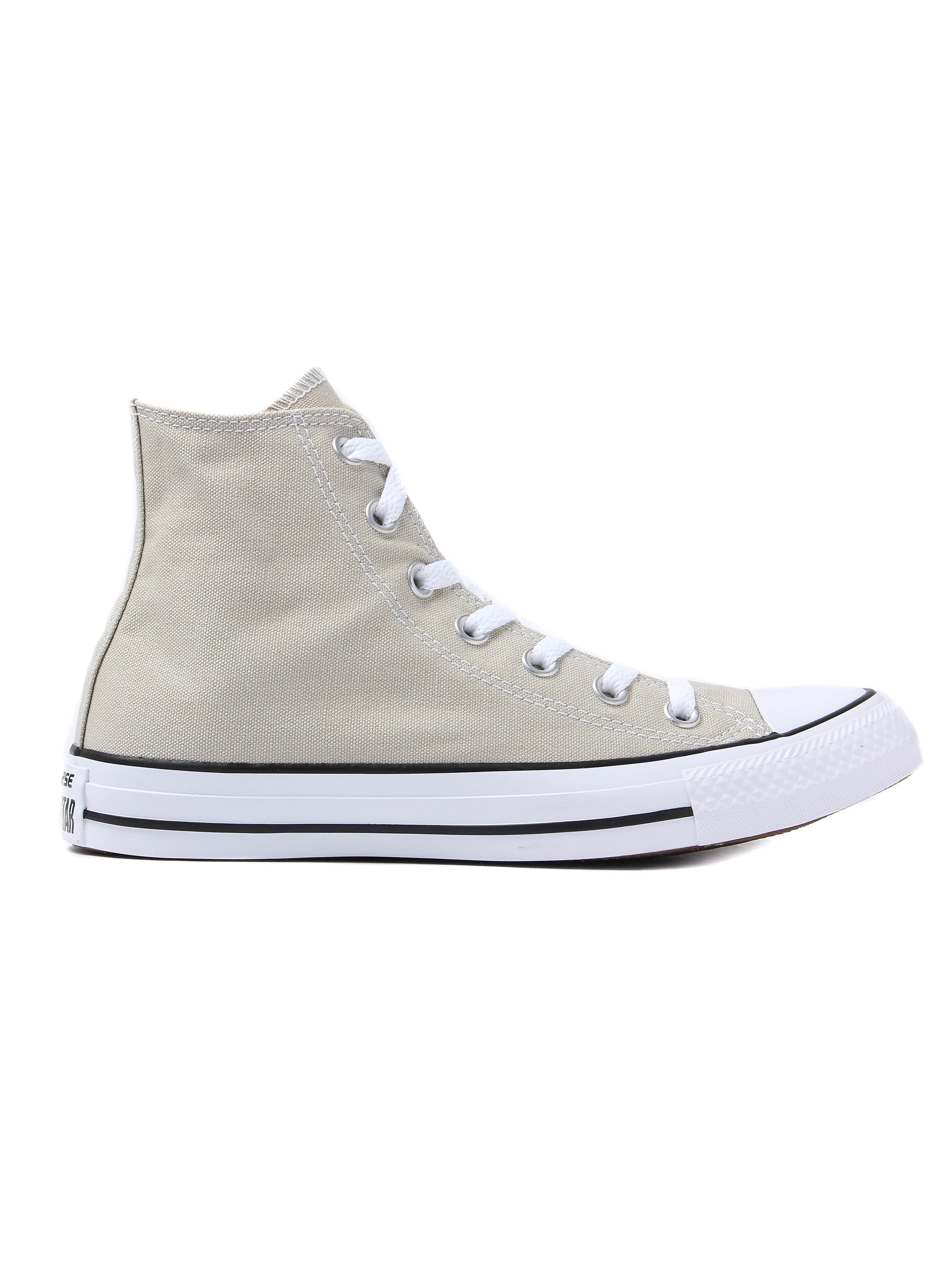 Converse Unisex Chuck Taylor All Star HI Trainers - Light Surplus