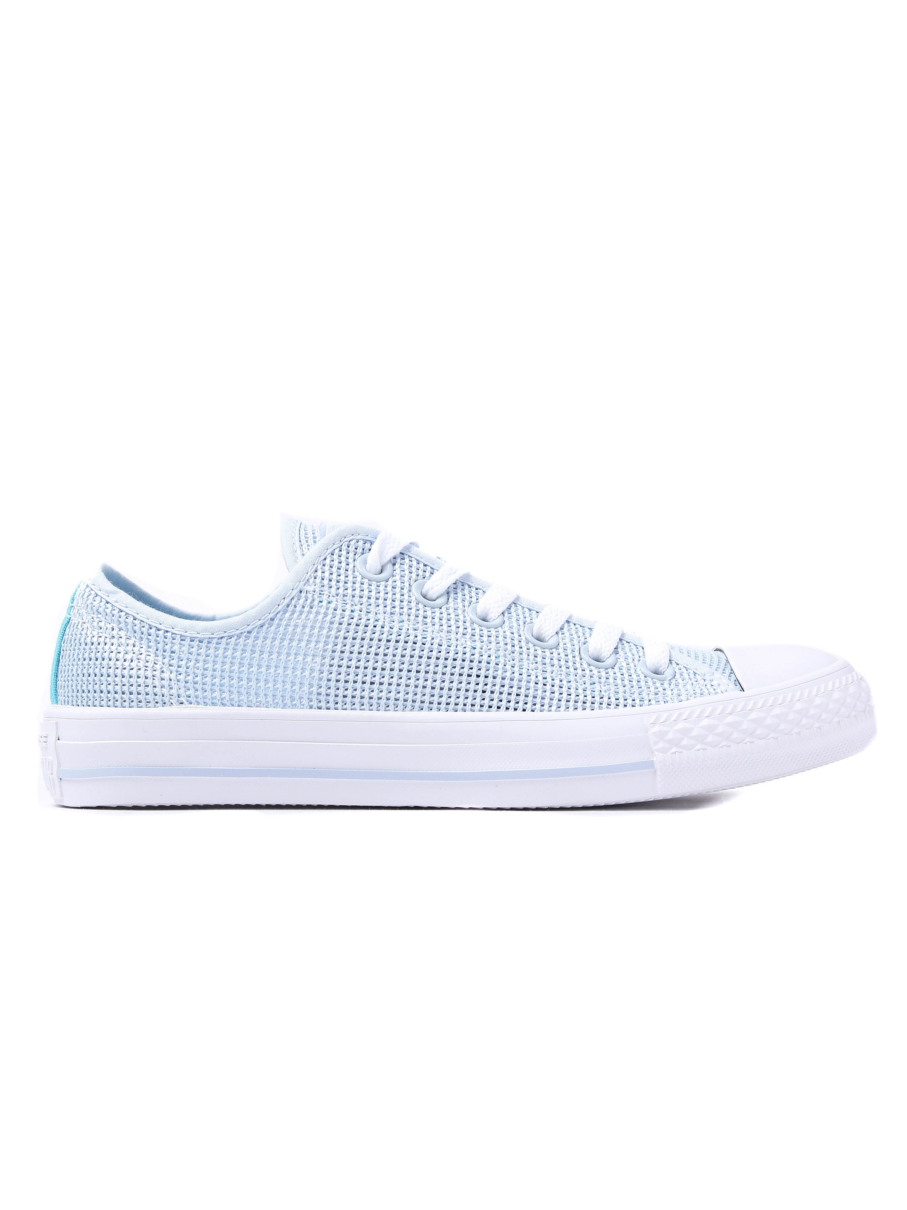 Converse Women's Chuck Taylor All Star Trainers - Porpoise/Fresh Cyan