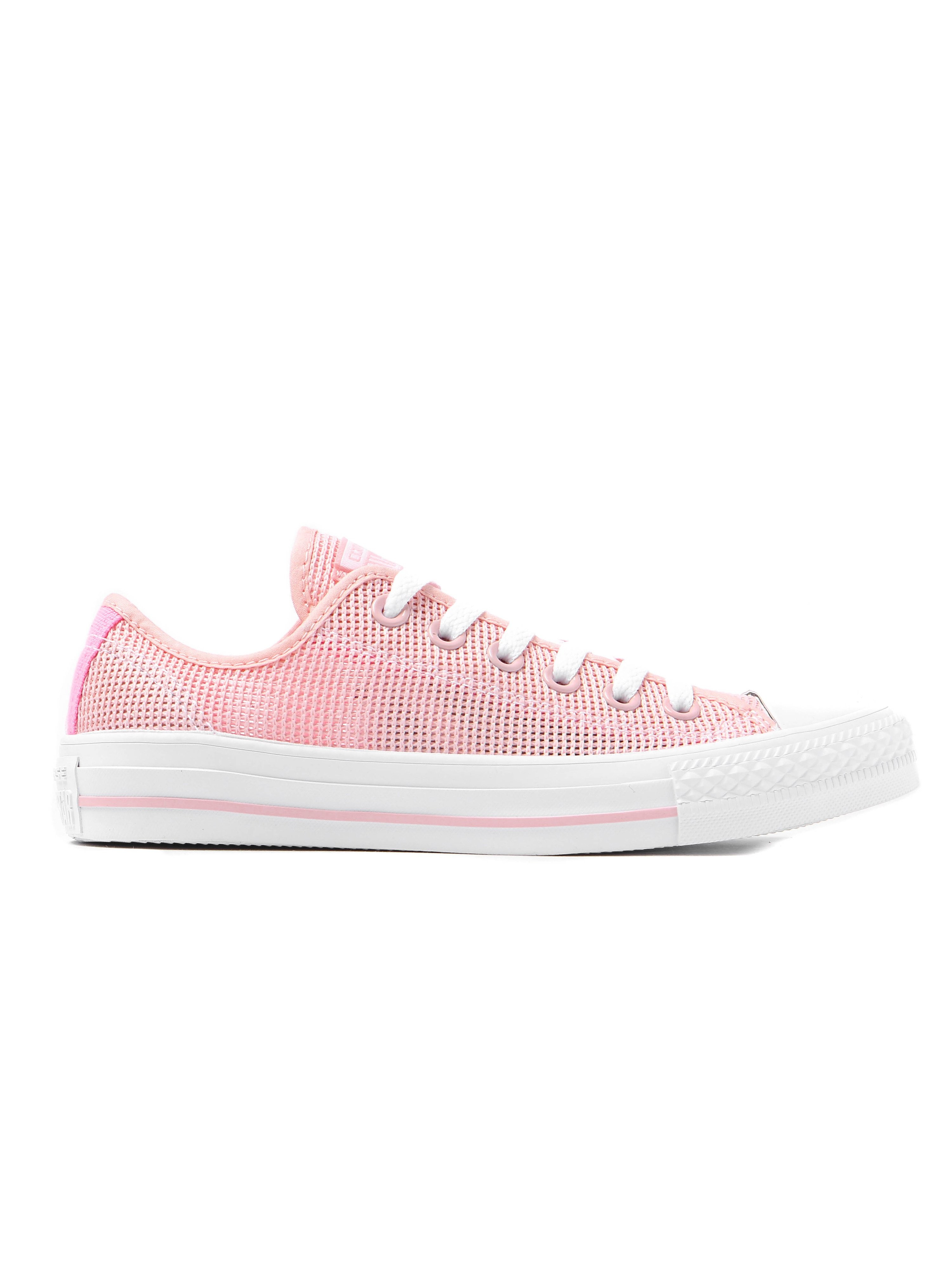 Converse Women's Chuck Taylor All Star Ox Trainers - Vapor Pink