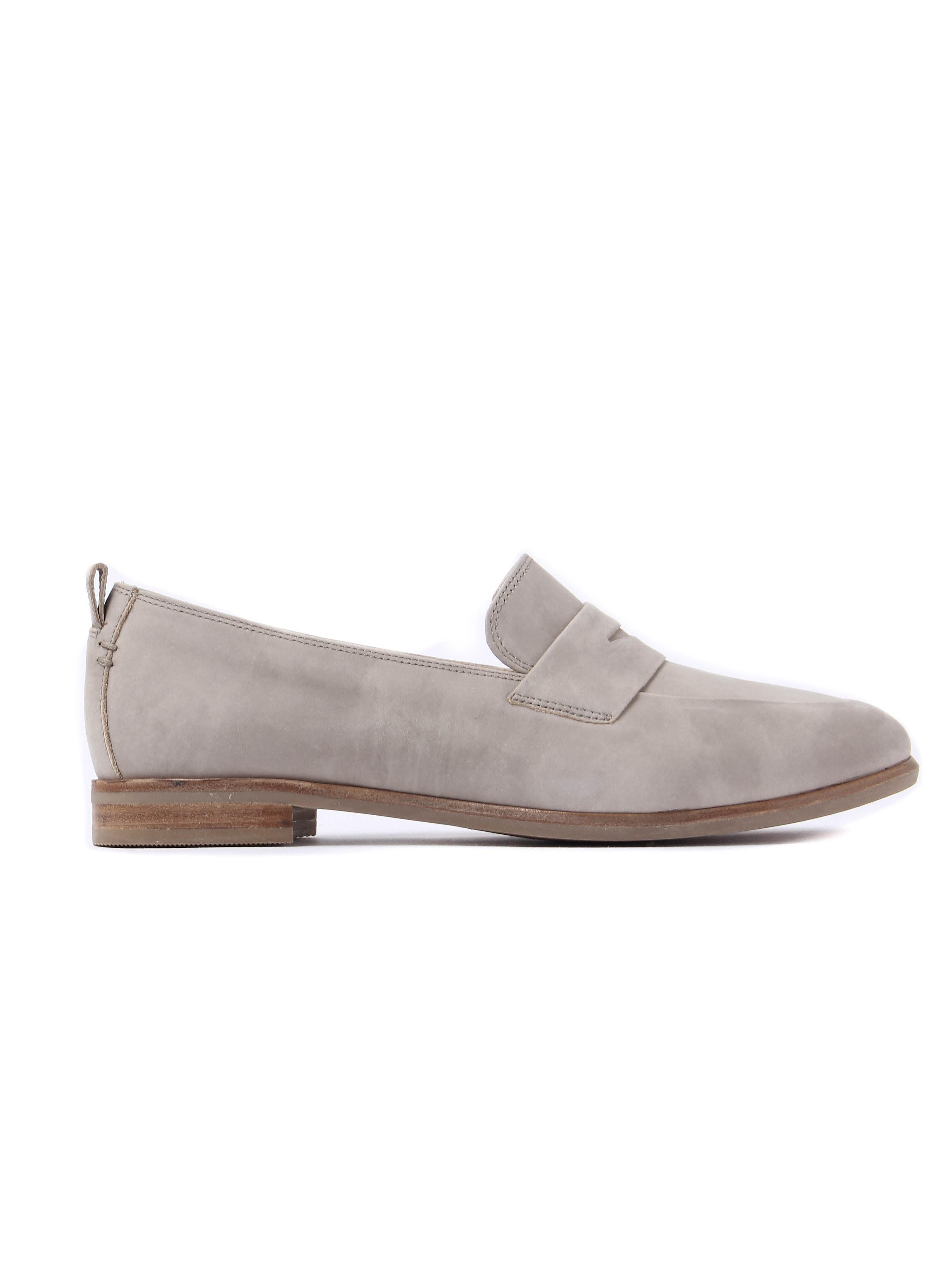 Clarks Women's Alania Belle Nubuck Loafers - Sand