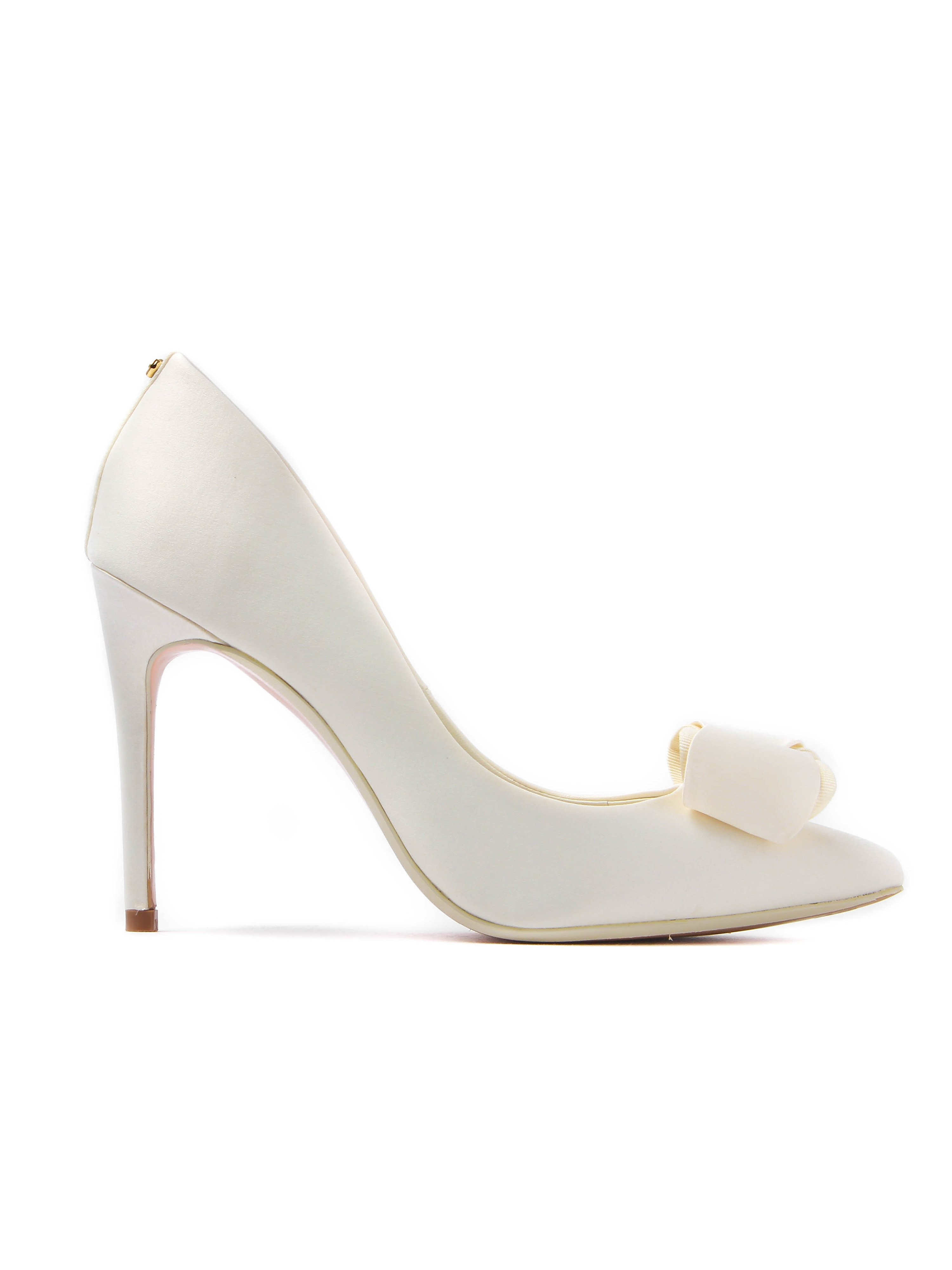 Ted Baker Women's Azeline Pointed Court Shoes - Cream
