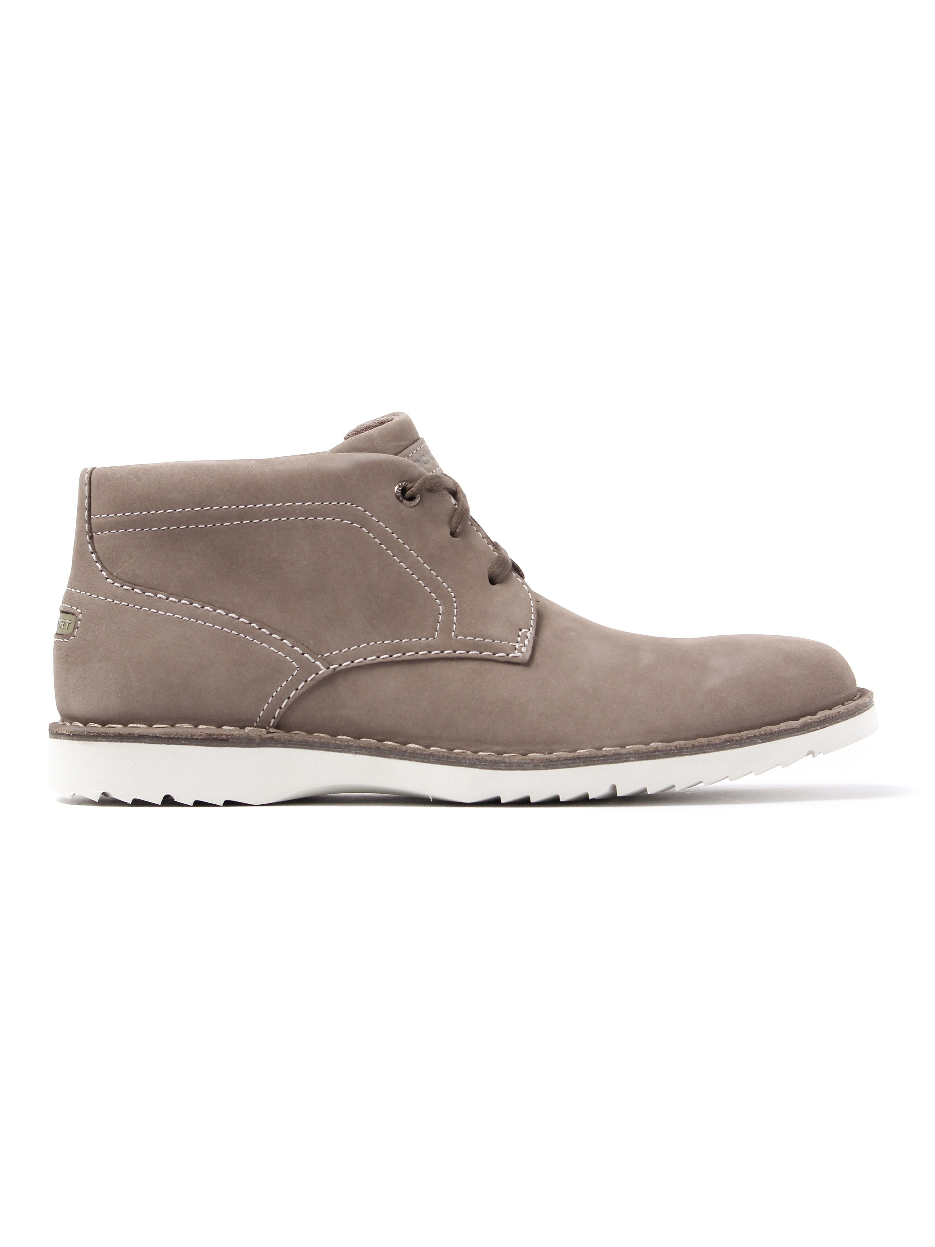 Rockport Men's Cabot Suede Chukka Boots - Tan
