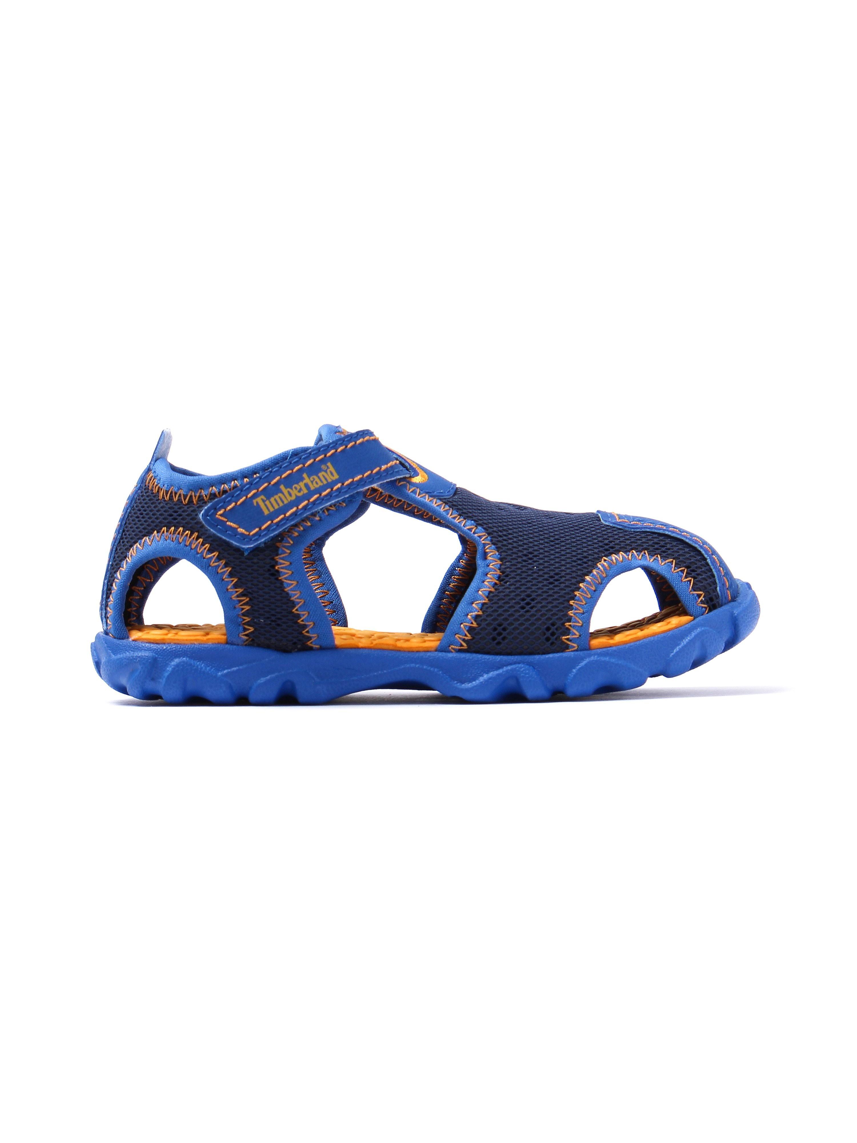 Timberland Infant Splashtown Fisherman Sandals - Blue & Orange